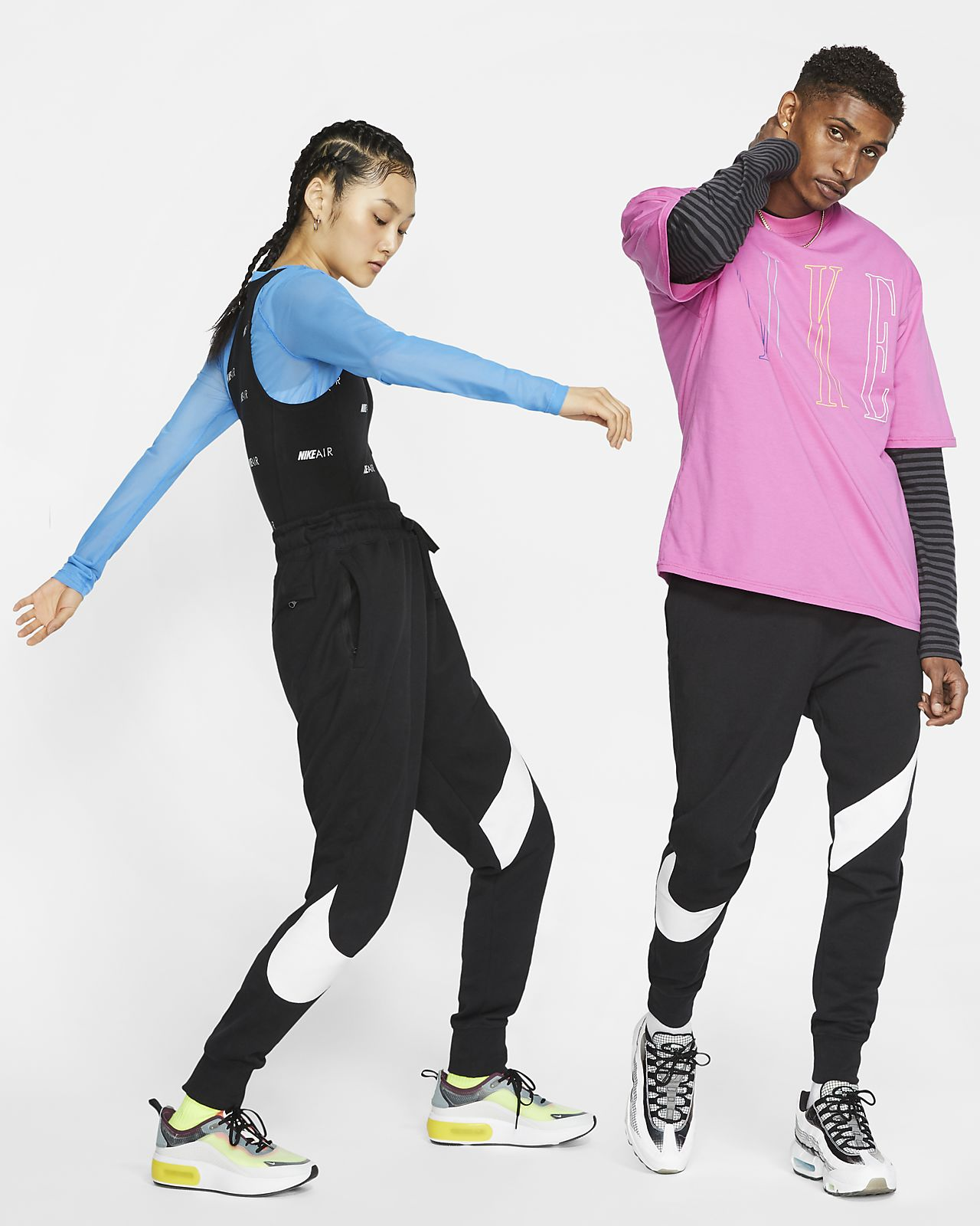 Pantalon en molleton Nike Sportswear