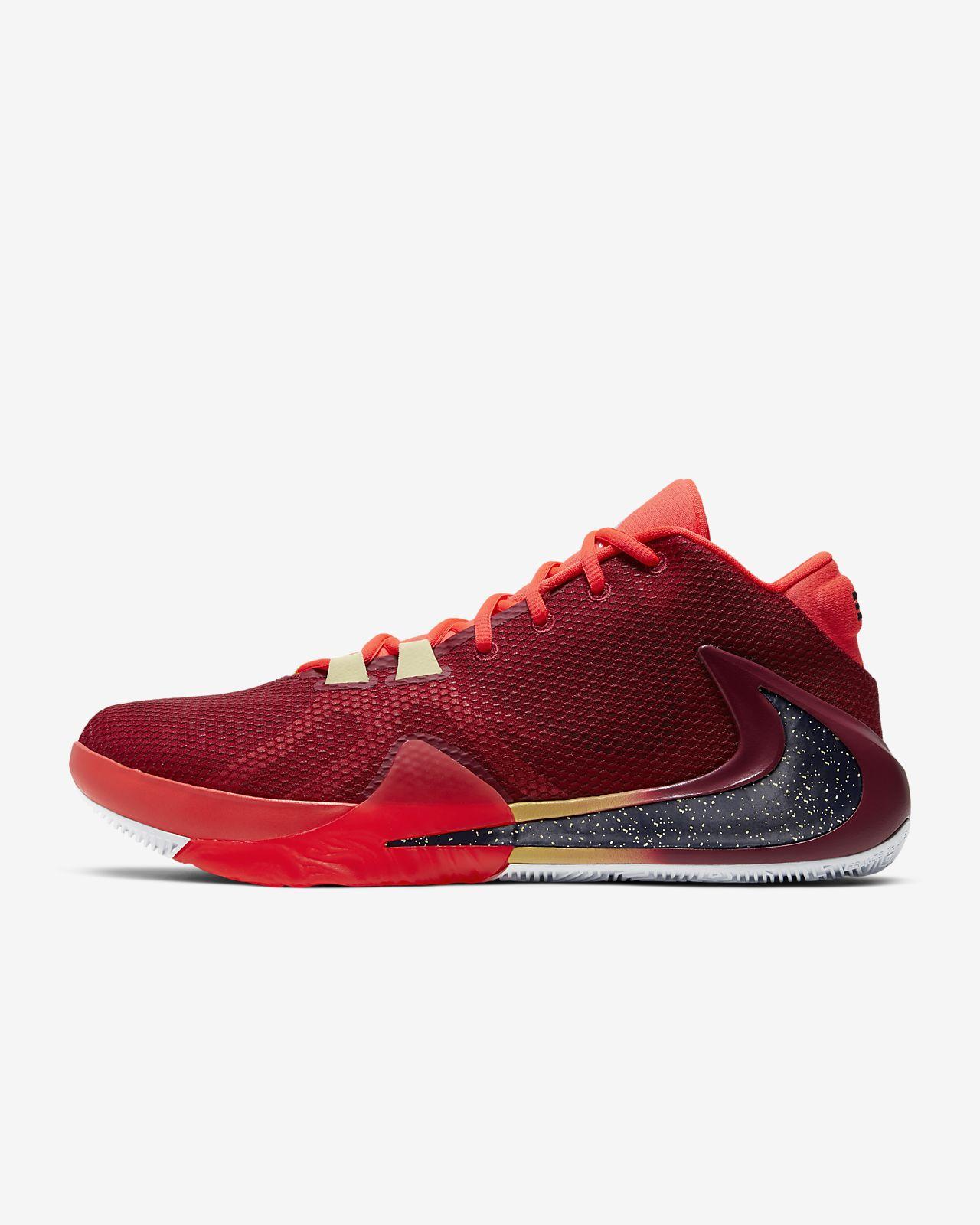 Zoom Freak 1 籃球鞋. Nike TW