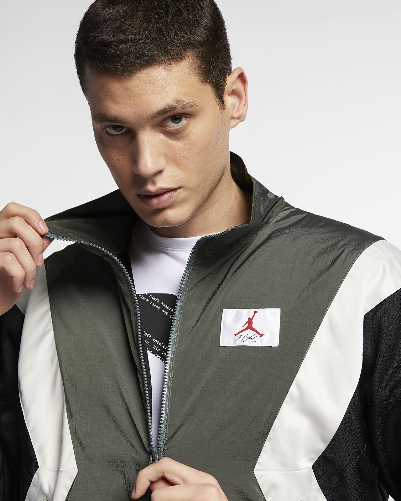 d0228f1a8 Jordan Flight 'AJ 5' Lightweight Warm-Up Jacket. Nike.com AU
