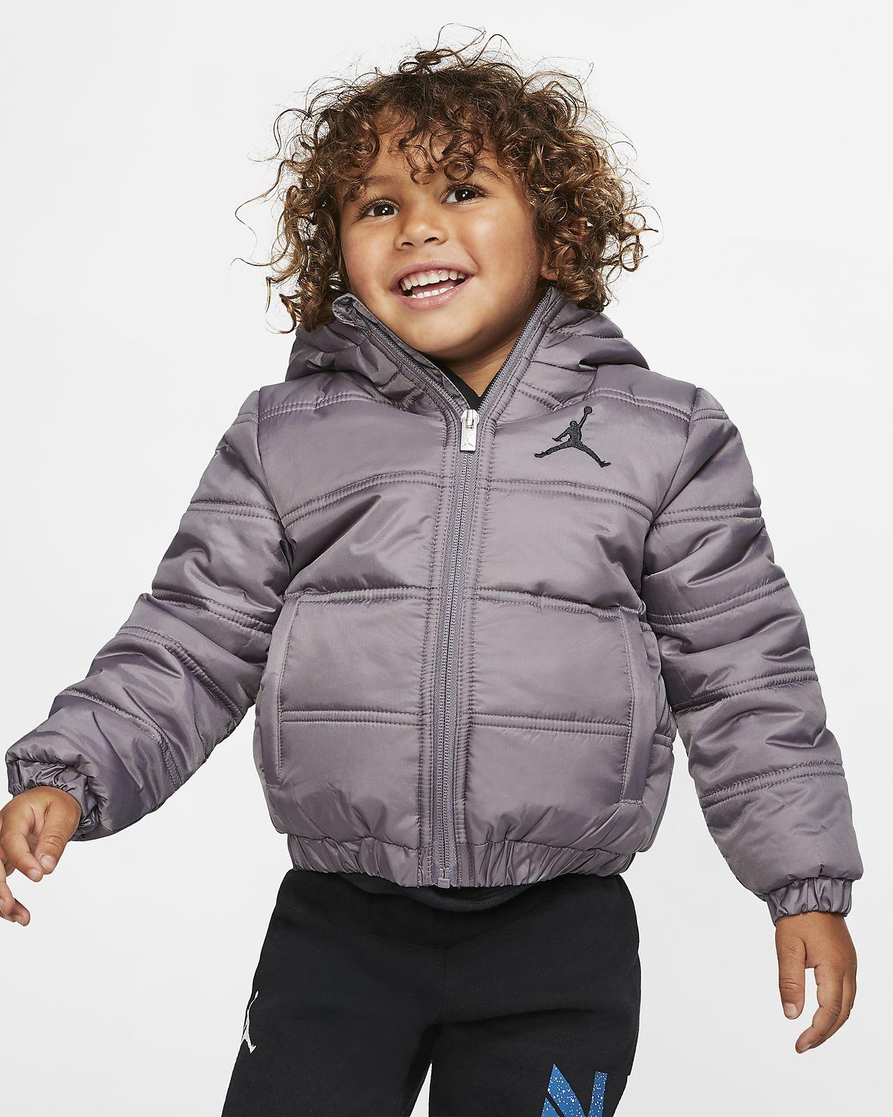 Jordan Jumpman Toddler Full-Zip Puffer Jacket