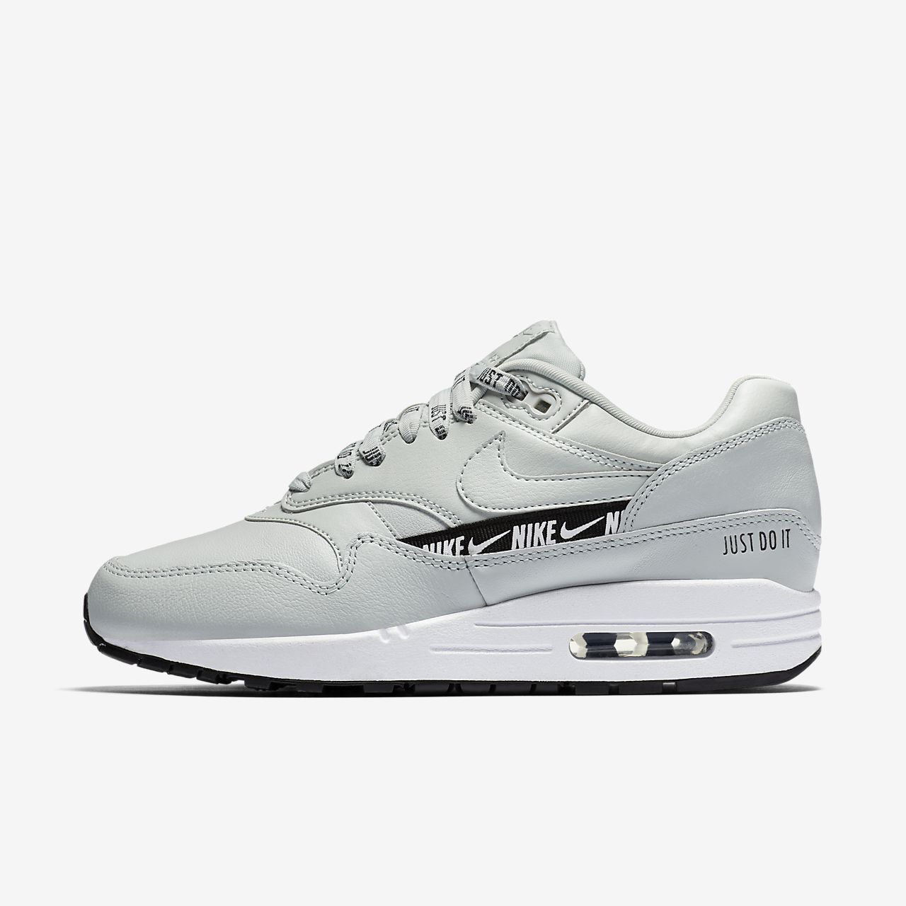 Nike Air Max 1 SE Overbranded Women s Shoe. Nike.com 6739feaf7