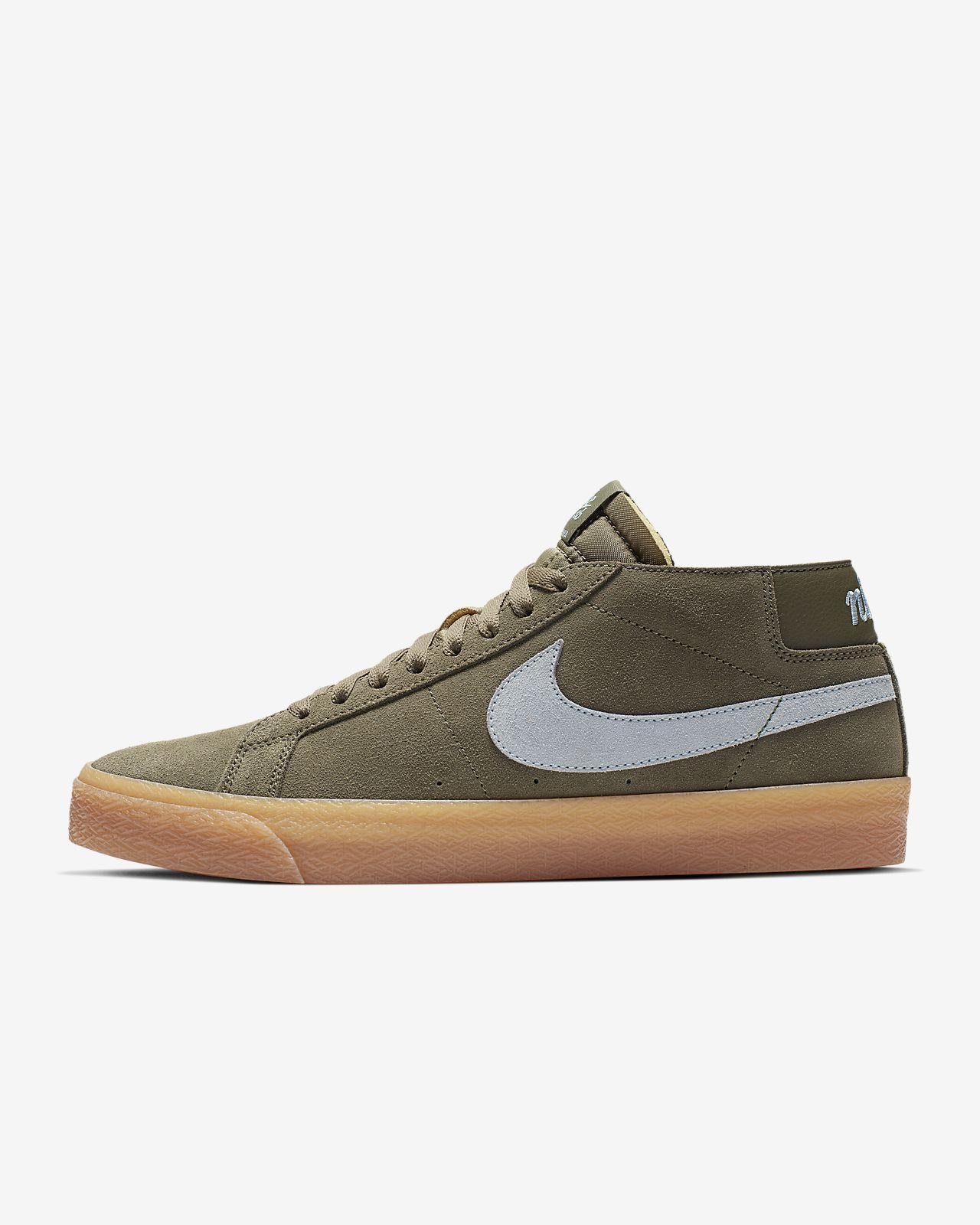 8991f66ef9 Nike SB Zoom Blazer Chukka Men's Skate Shoe