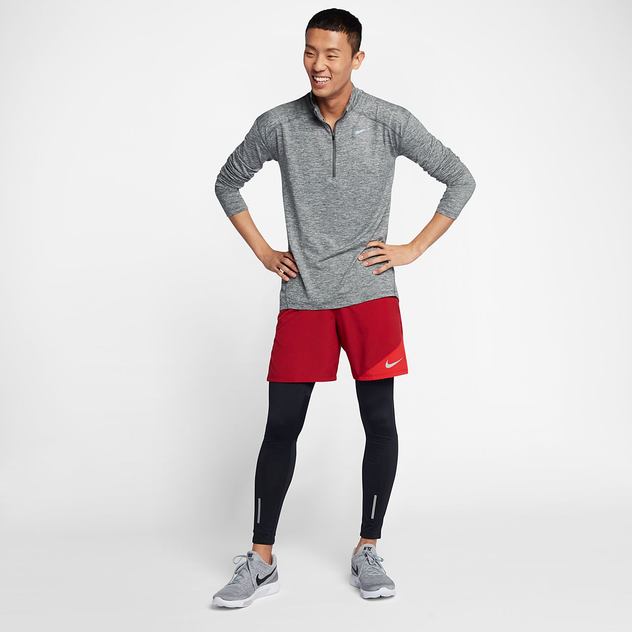 Nike Dri-FIT Element Men s Long-Sleeve Half-Zip Running Top. Nike.com CA a3f0b2145