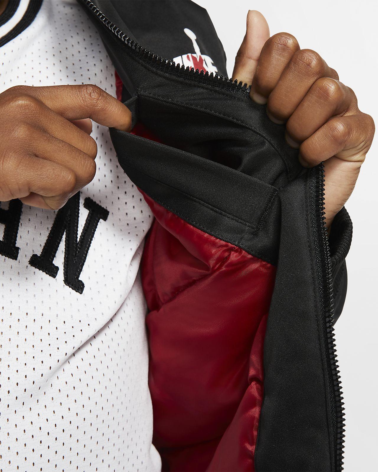 Jordan Jumpman Little Kids' Hooded Bomber Jacket