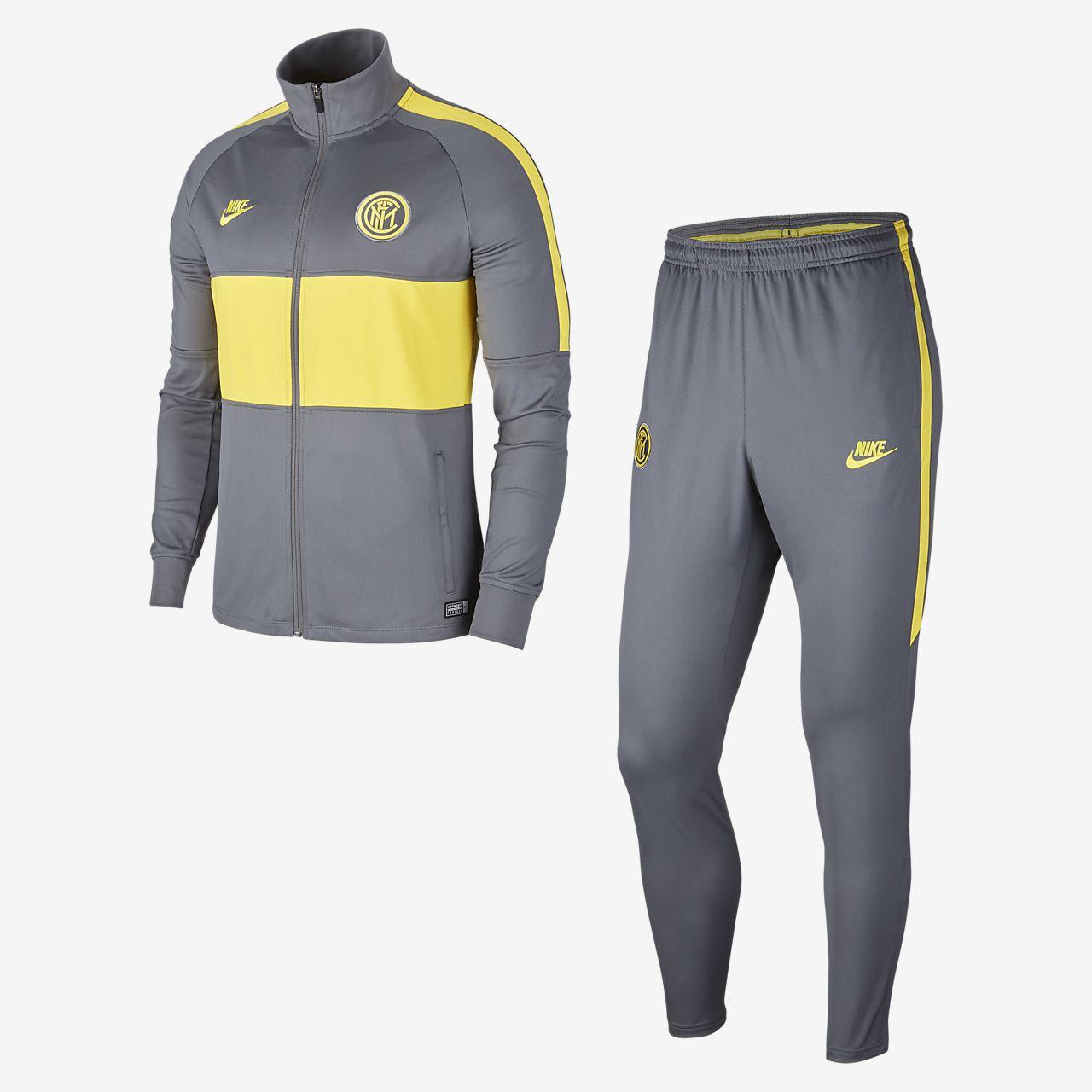 Survêtement de football Nike Dri-FIT Inter Milan Strike pour Homme