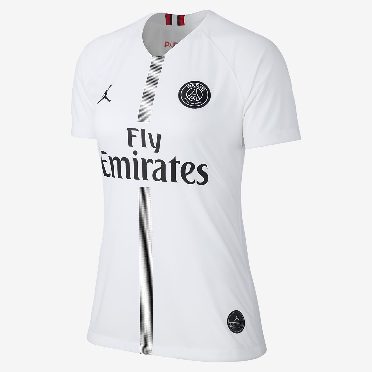 ... Camiseta de fútbol para mujer Paris Saint-Germain Stadium Third 2018 19 c51aa9966de72