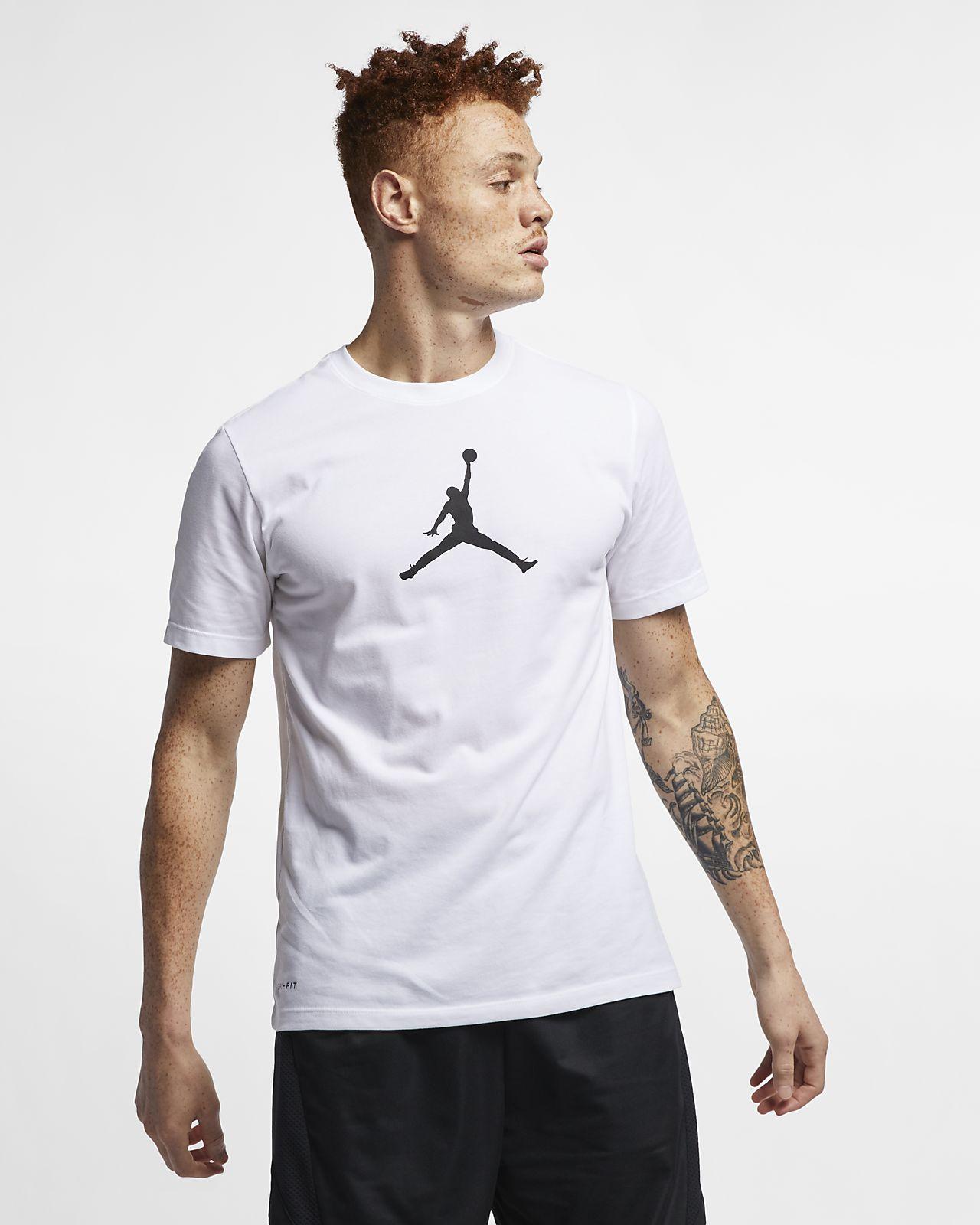 maglietta nike uomo jordan