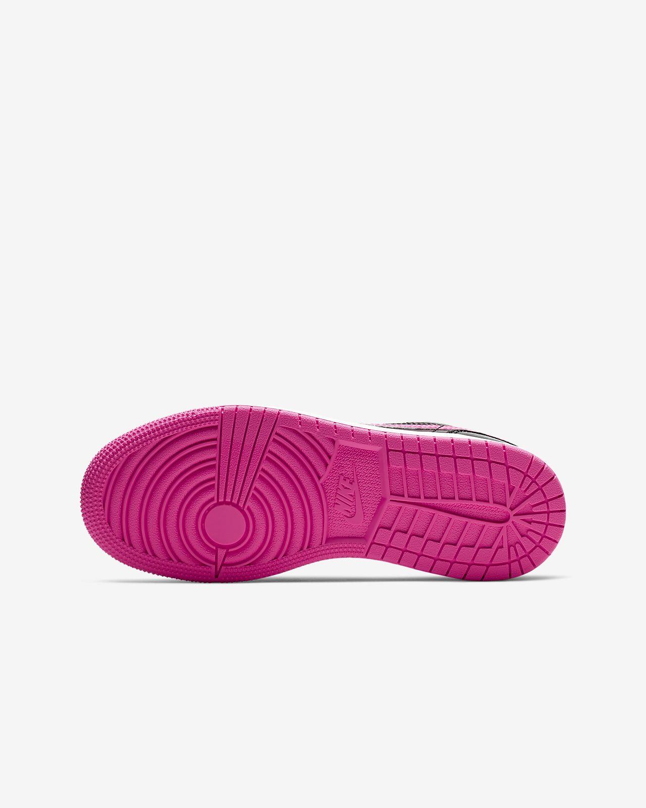 best sneakers 19cd8 6c739 Air Jordan 1 Low Big Kids' (Girls') Shoe. Nike.com
