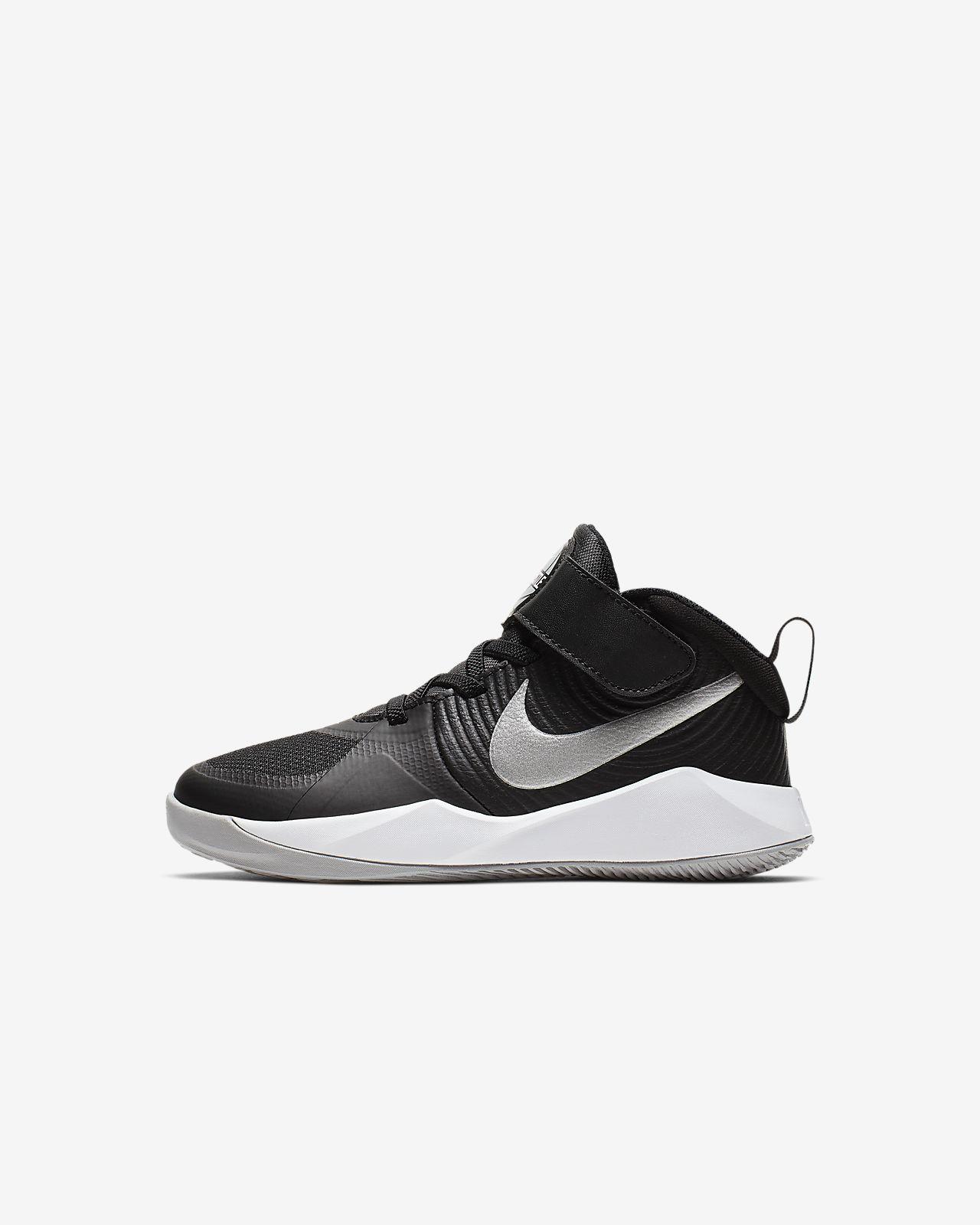 Nike Team Hustle D 9 sko til små barn