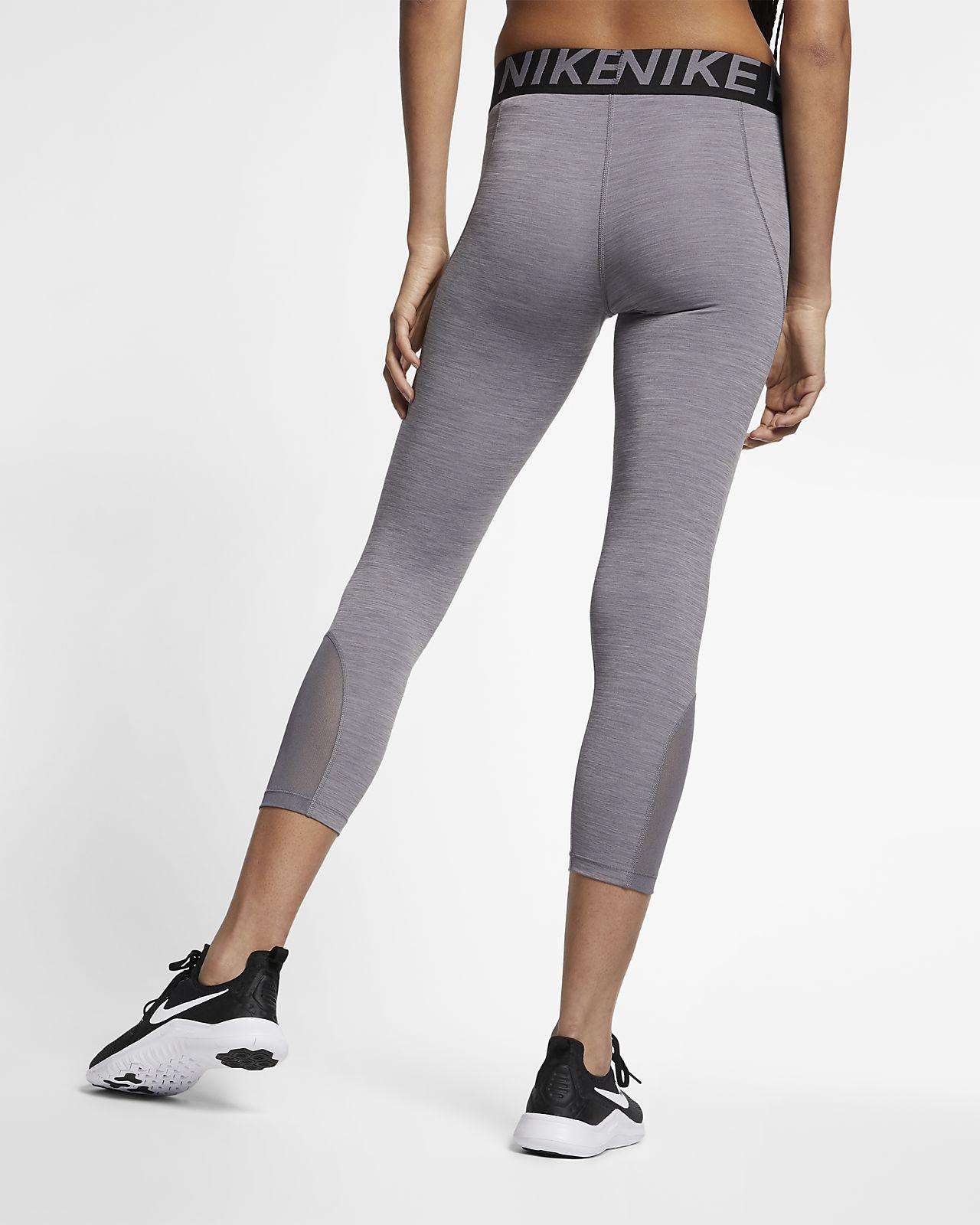 e2cb25cf8c9f82 Nike Pro Women's 7/8 Tights. Nike.com