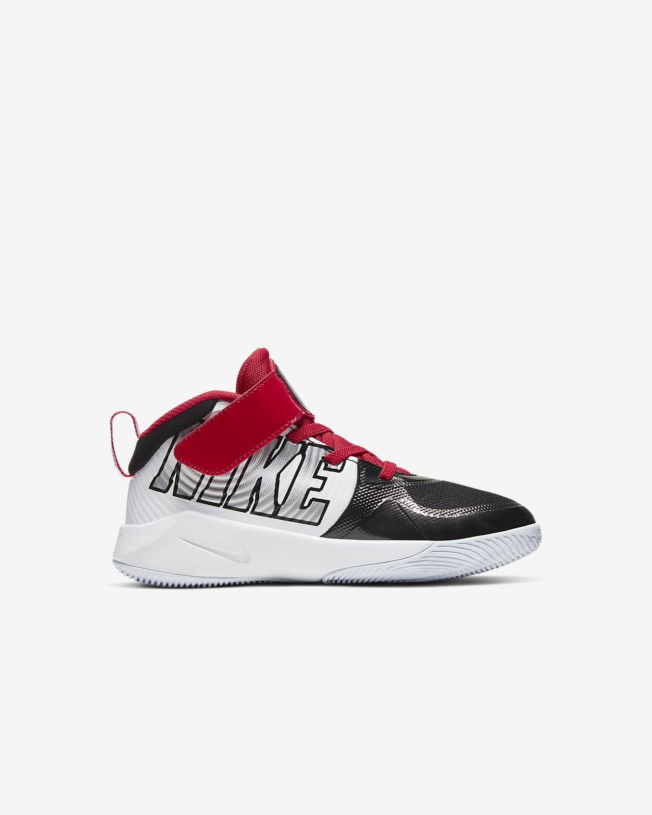 Nike Team Hustle D 9 Auto Schoen voor baby'speuters