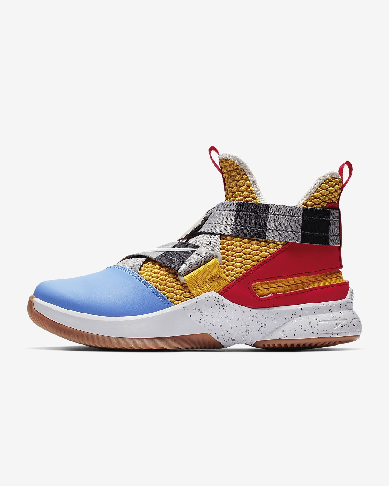 De Flyease Basketball Chaussure Soldier 12 Pour HommeNike Lebron wOPk80n