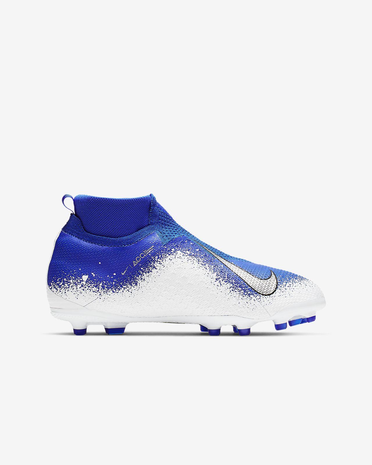 Chaussure de football multi terrains à crampons Nike Jr. Phantom Vision Elite Dynamic Fit MG pour Enfant plus âgé