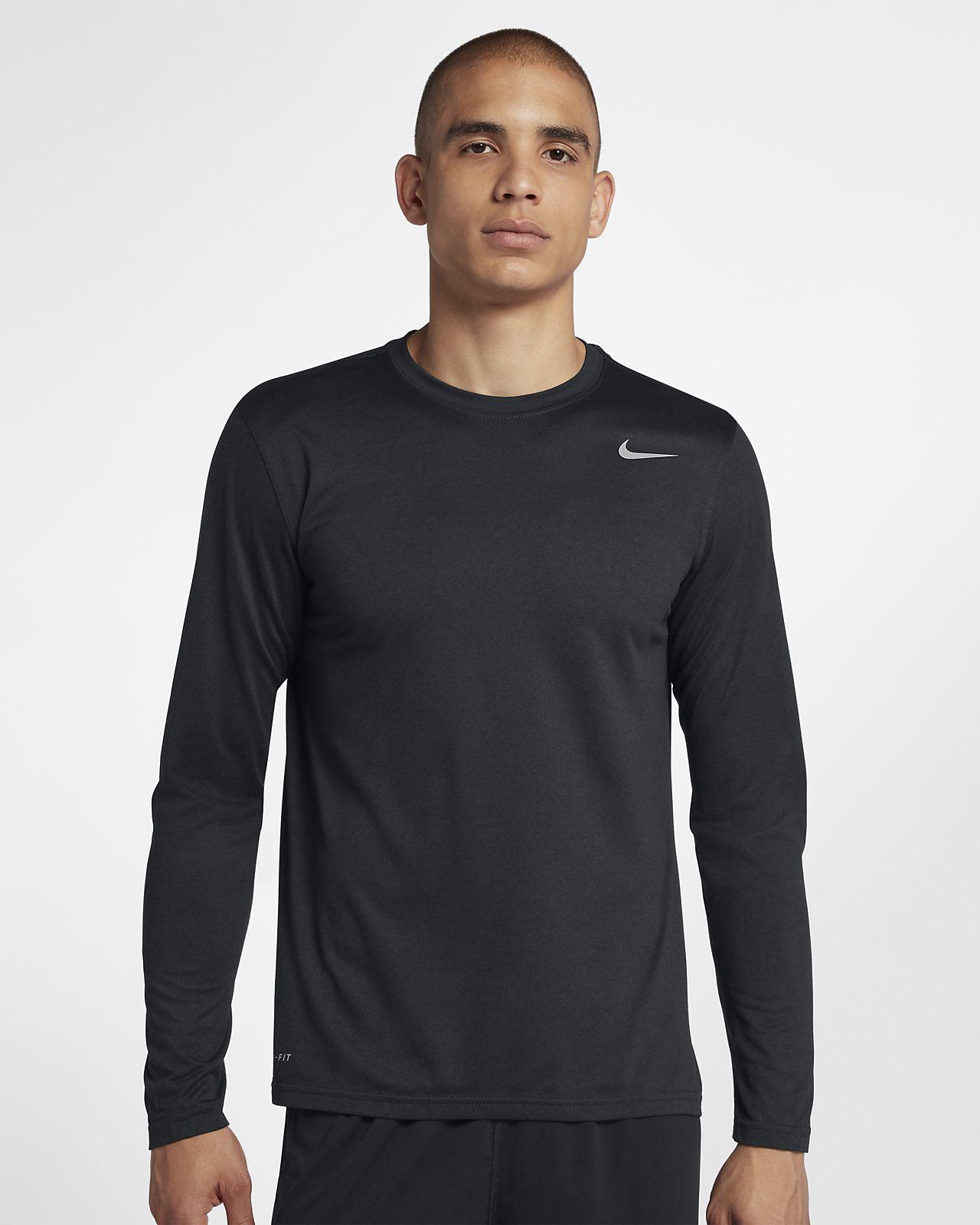 Nike Dri FIT Legend 2.0 Men's Long Sleeve Training Top