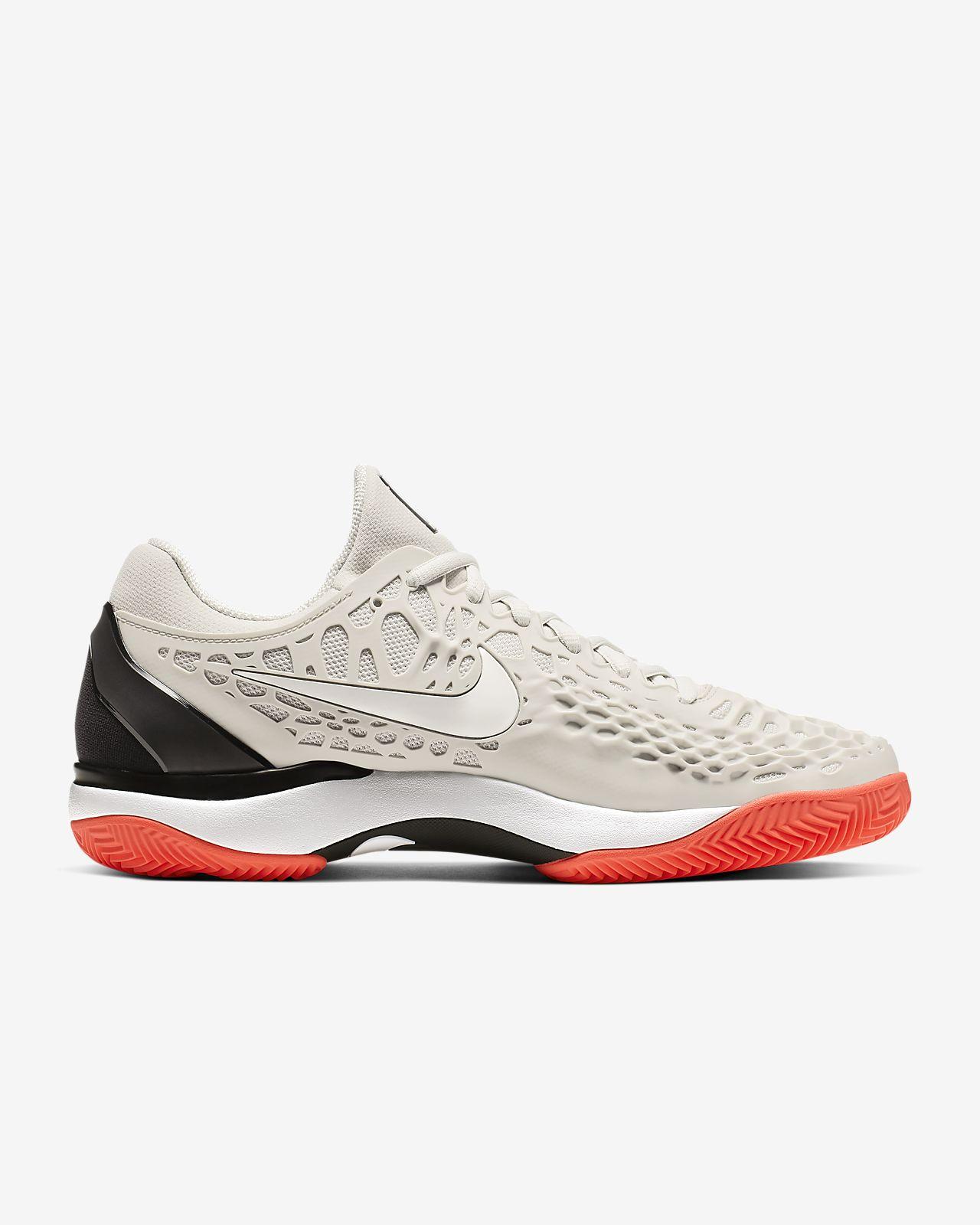 NikeCourt Zoom Cage 3 Men's Clay Tennis Shoe