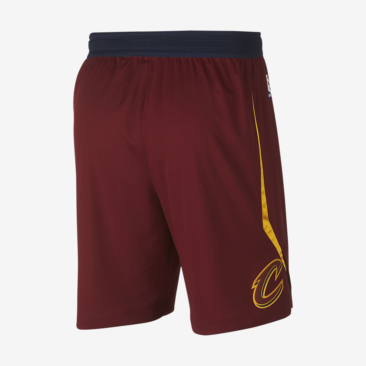 eba6a3db3 Cleveland Cavaliers Nike Icon Edition Authentic Men s NBA Shorts ...