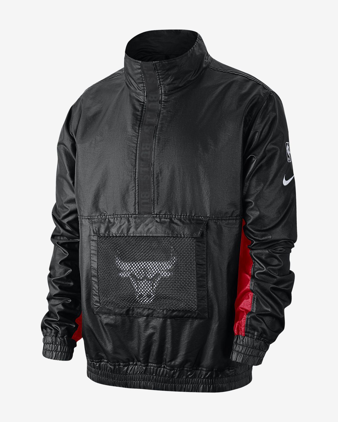 Lightweight Chicago Bulls Jacket Men's Nba Nike n0vwmNO8