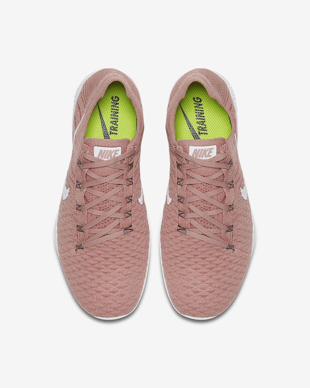 nike free tr flyknit 2 women's bodyweight training workout shoe