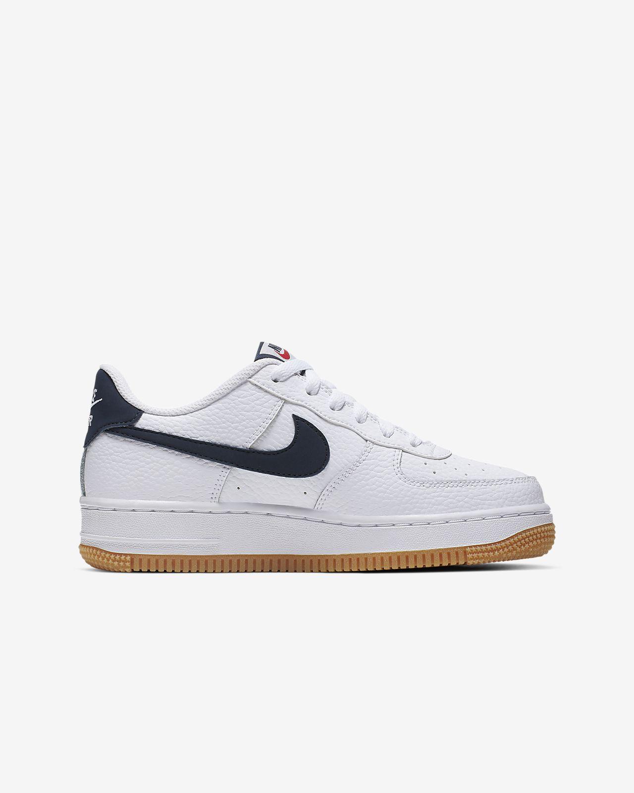 meilleure sélection 5684b 6a1c9 Chaussure Nike Air Force 1-2 pour Enfant plus âgé