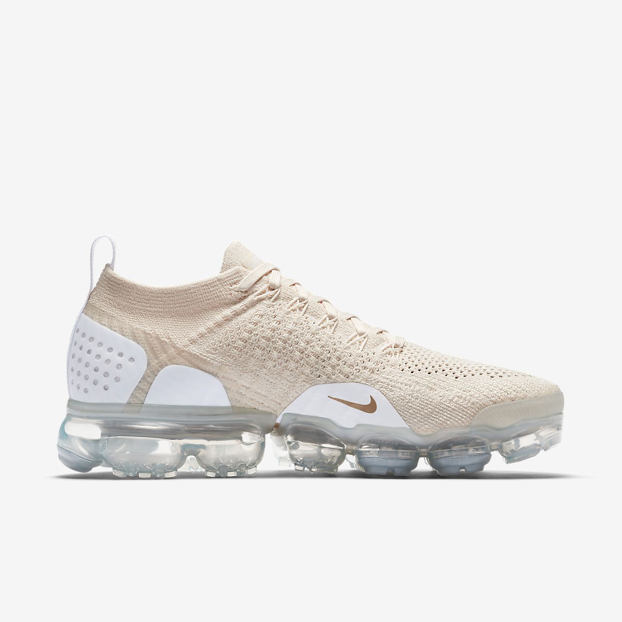 NIKE AIR VAPORMAX FLYKNIT 20 Vapor Zoom Running Shoes Light Golden 942843201 Super Deals