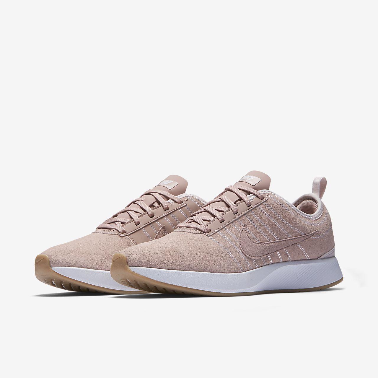 Nike Coureur Double Ton - Femmes Blanches / Gris gxNHw5nuz