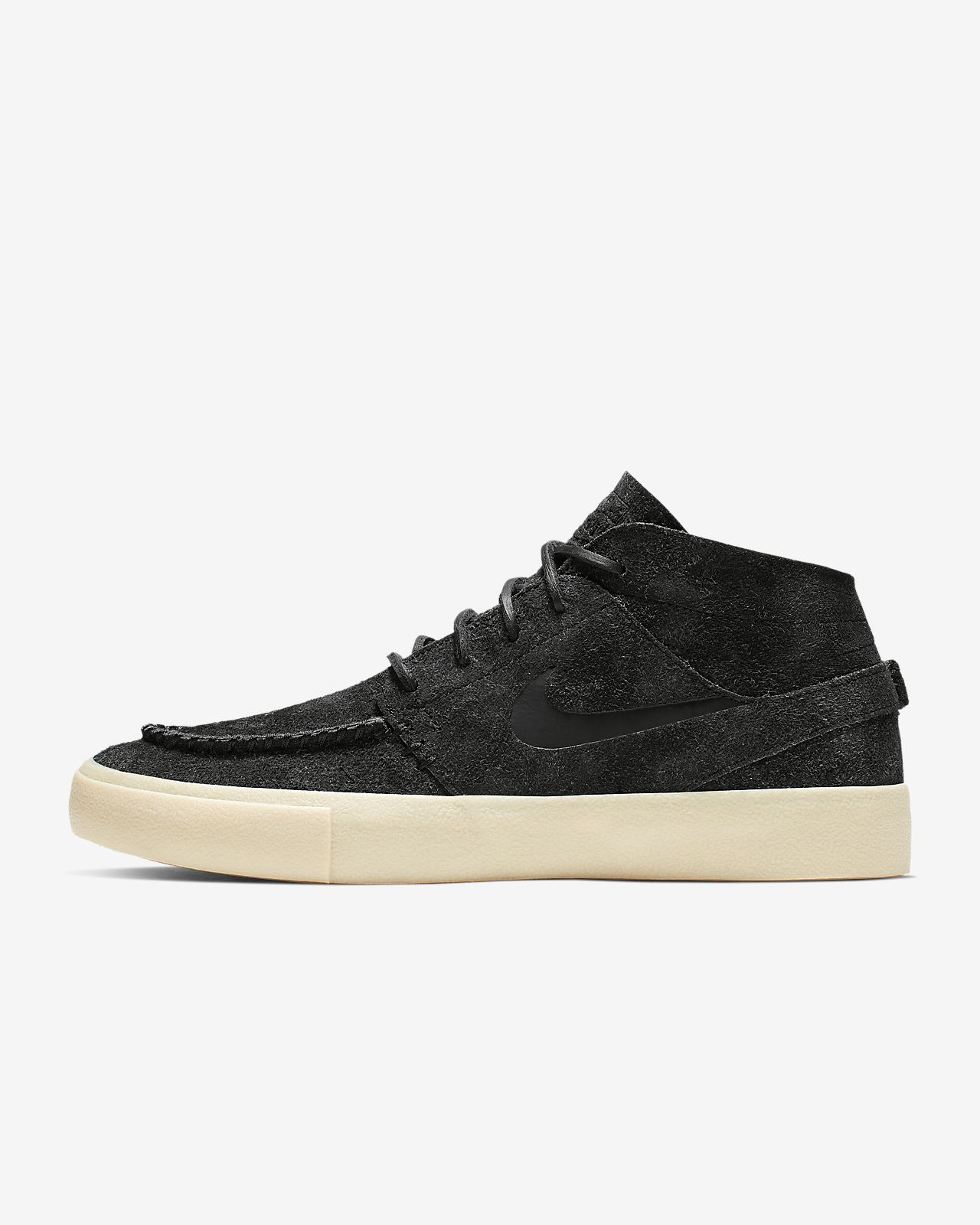 Chaussure de skateboard Nike SB Zoom Stefan Janoski Mid Crafted pour Homme