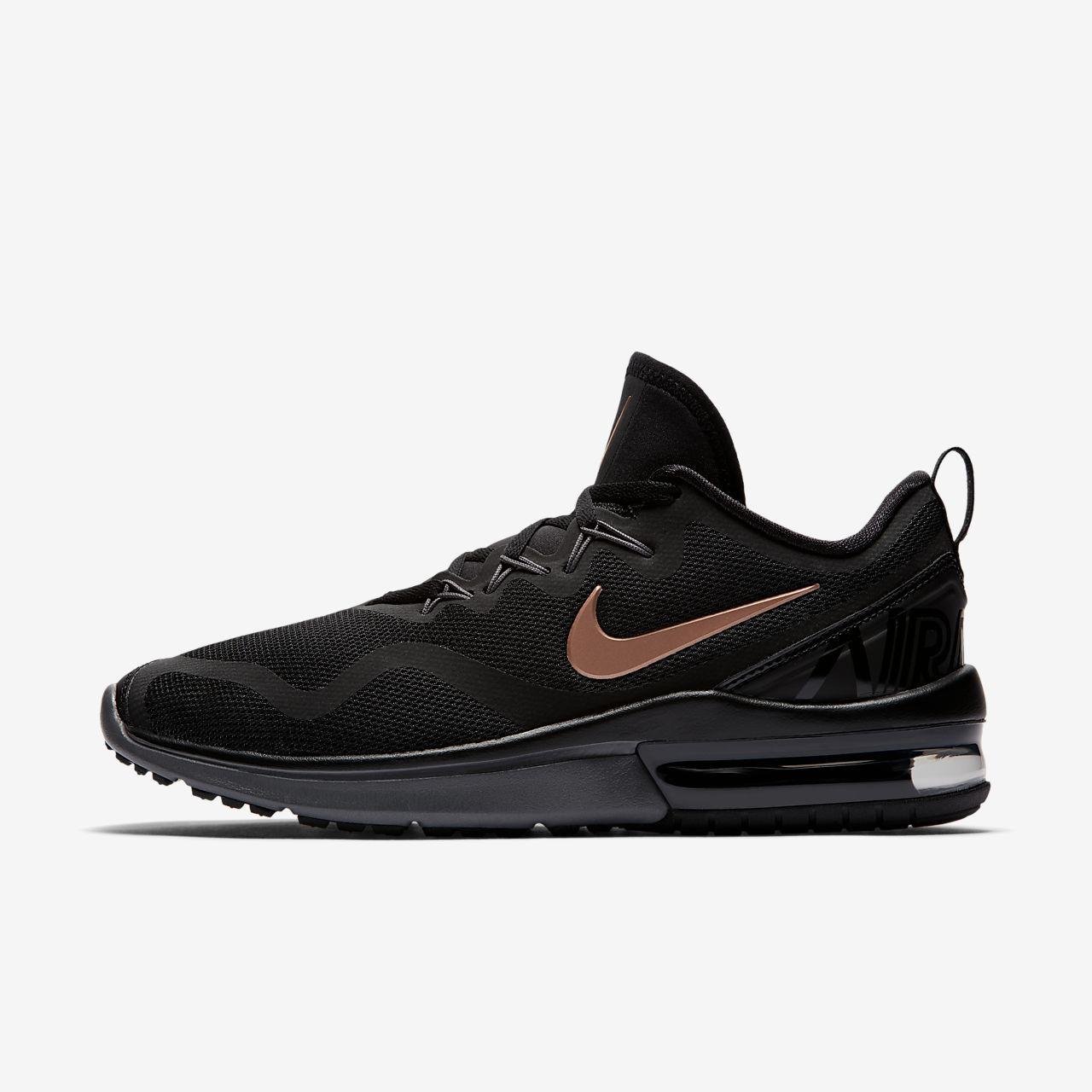 Nike Running - Air Max Fury - Baskets - Noir et blanc zLe7EZy