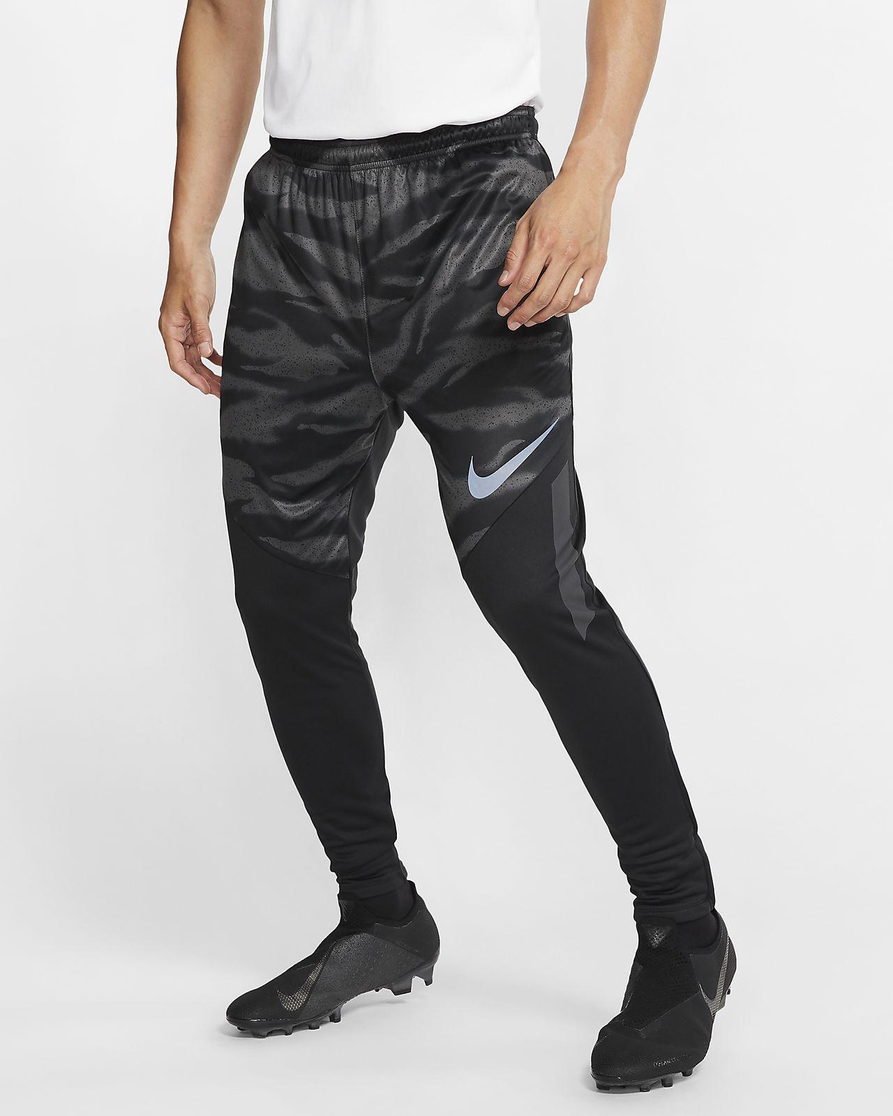 Мужские футбольные брюки Nike Therma Shield Strike