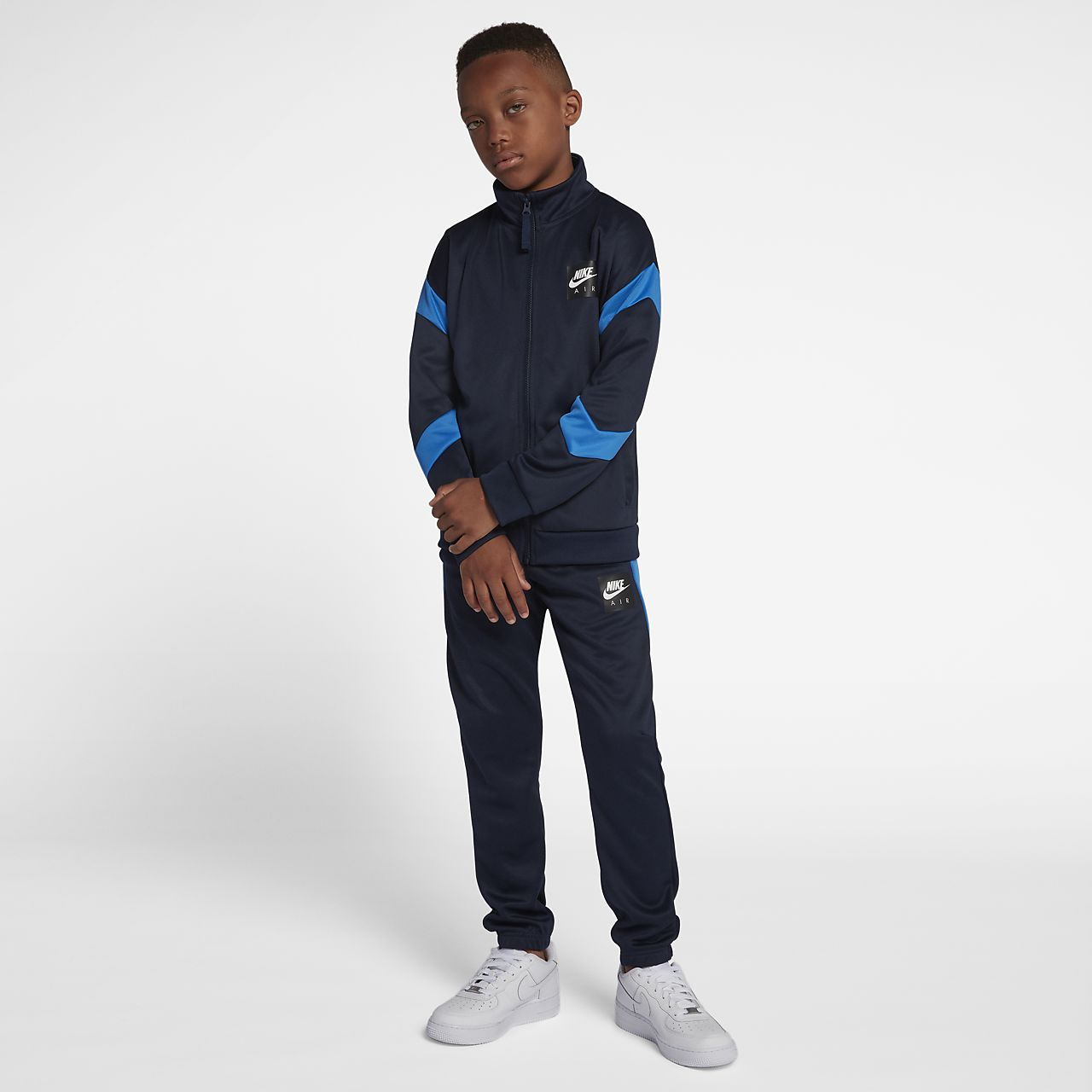 717ddea637db Nike Air Older Kids  (Boys ) Tracksuit. Nike.com NO