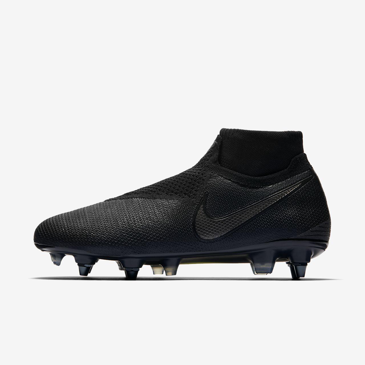 Chuteiras de futebol Nike Phantom Vision Elite Dynamic Fit Anti-Clog SG-PRO 637e9ce6d9705