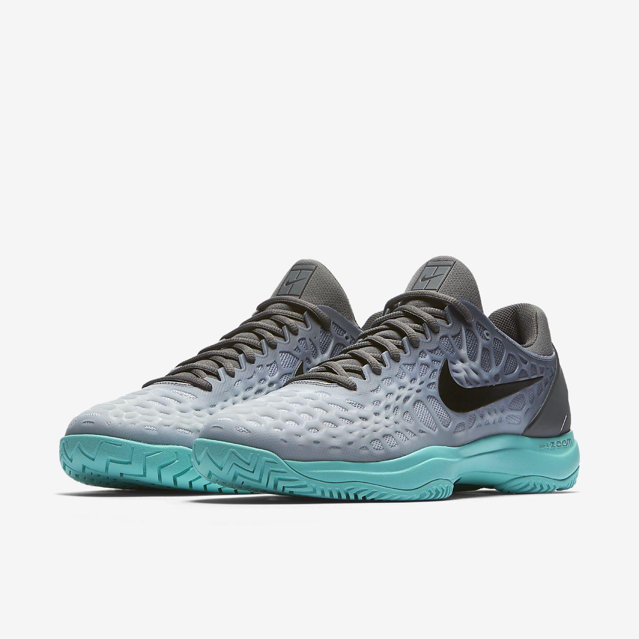 Nike Zoom Cage 3 Mens Tennis Shoe Nikecom Au-8592