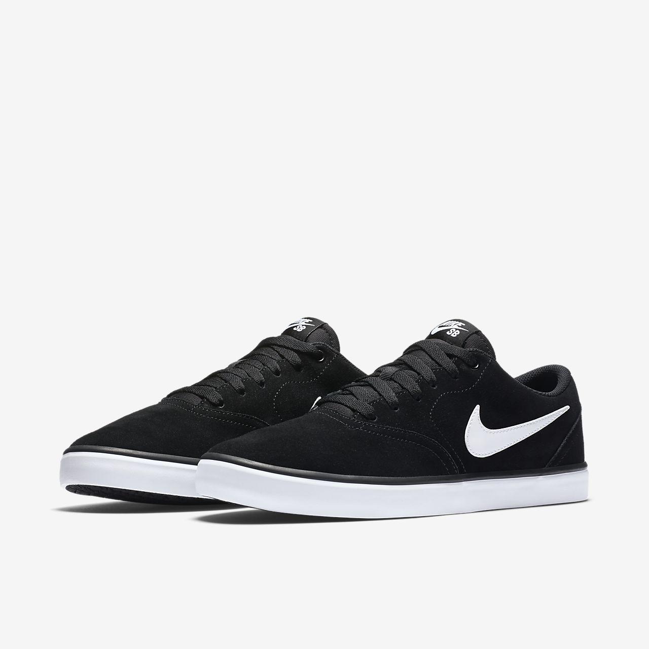 Nike SB Portmore II Solar CNVS, Chaussures de Skateboard Homme, Noir (Black/Black 001), 45 EU