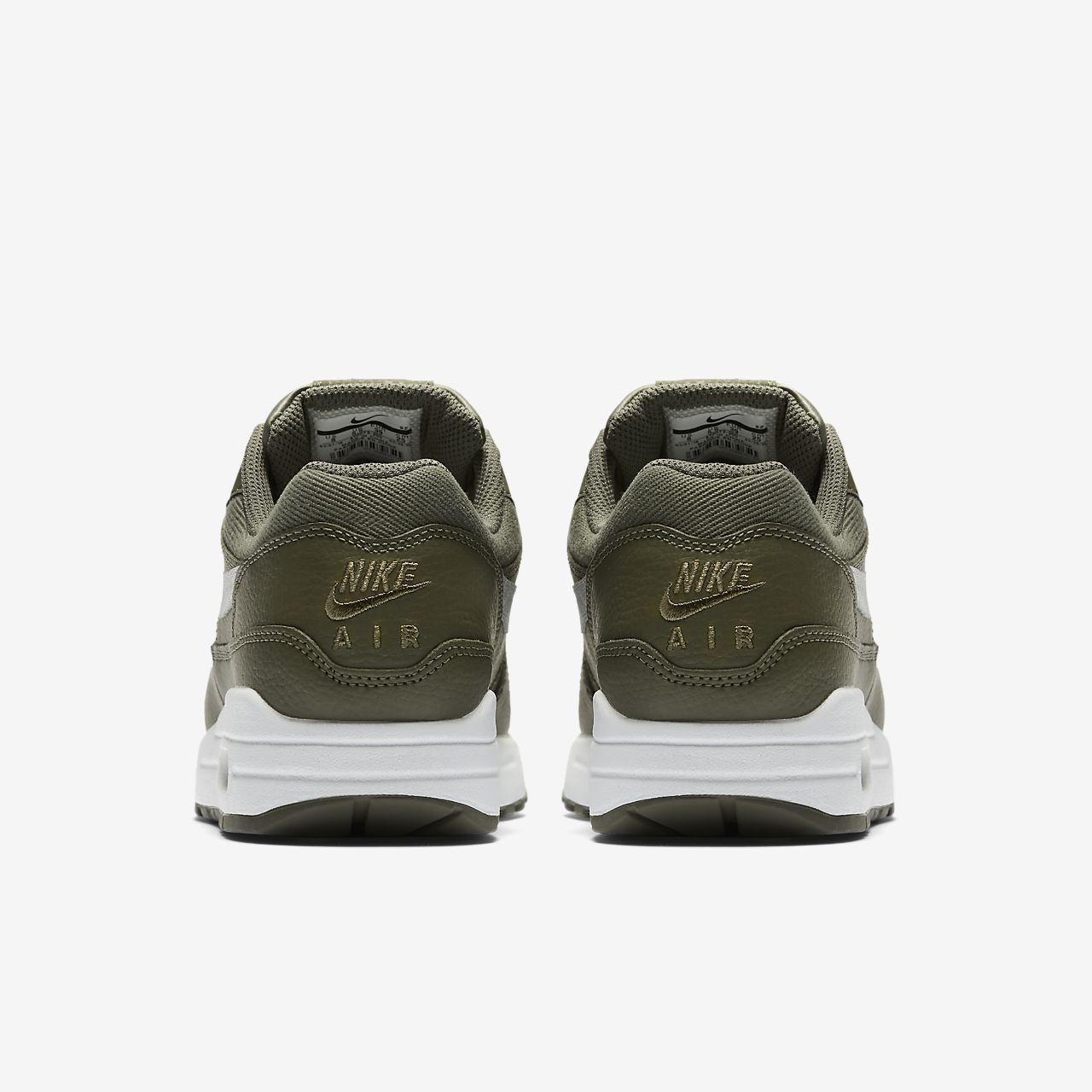 buy popular b37b4 ca6a4 ... Chaussure Nike Air Max 1 SE Glitter pour Femme
