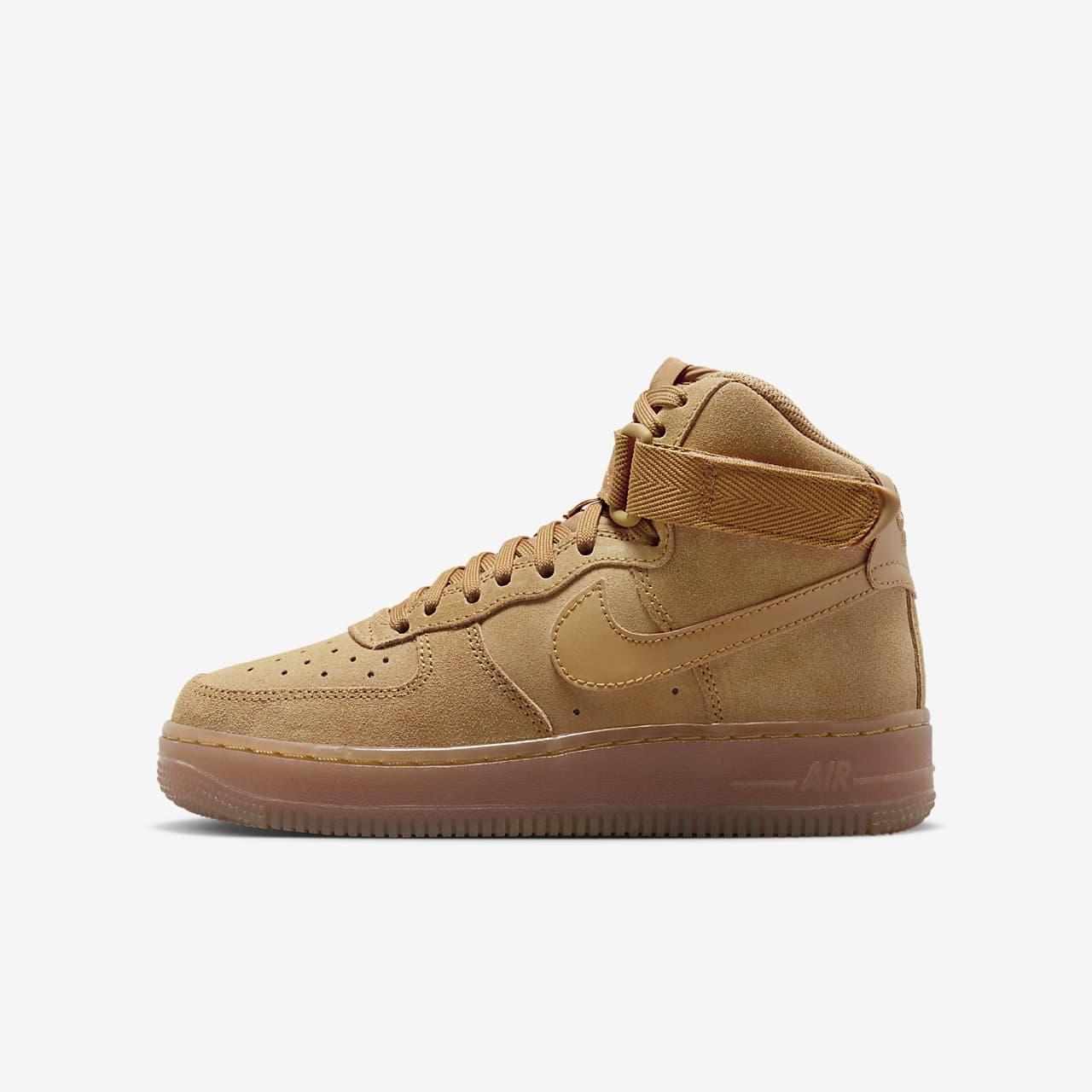 Nike Air Force 1 High LV8 3 (GS) 大童运动童鞋