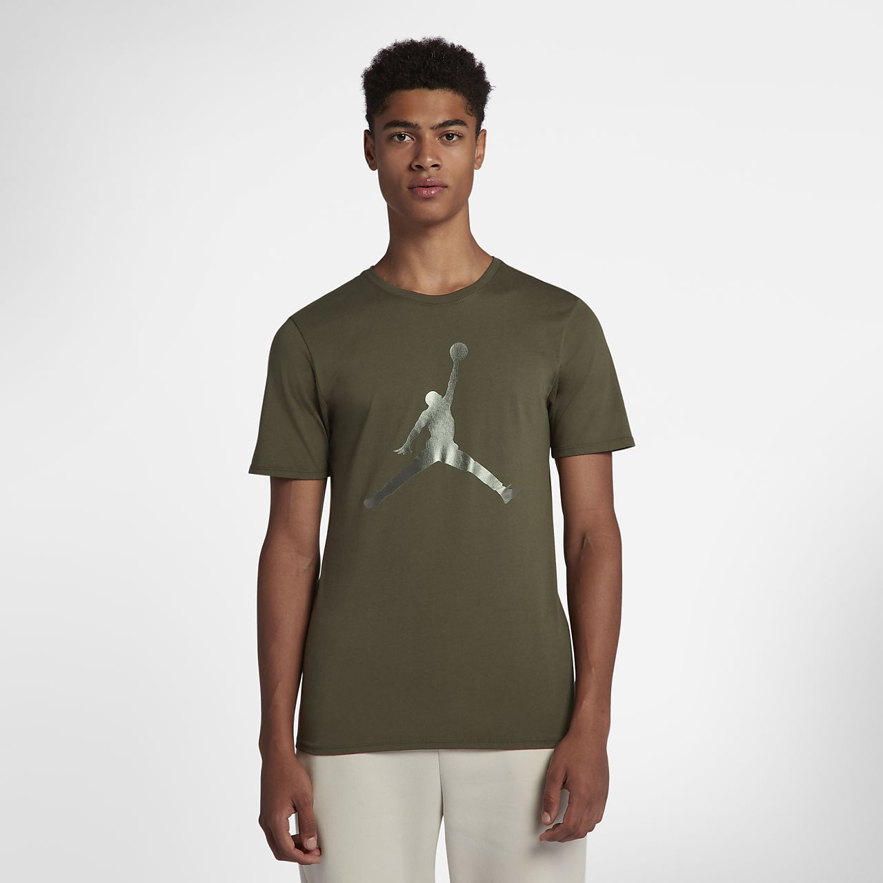 Мужская футболка Jordan Sportswear Iconic Jumpman. Nike.com RU 332452f9355