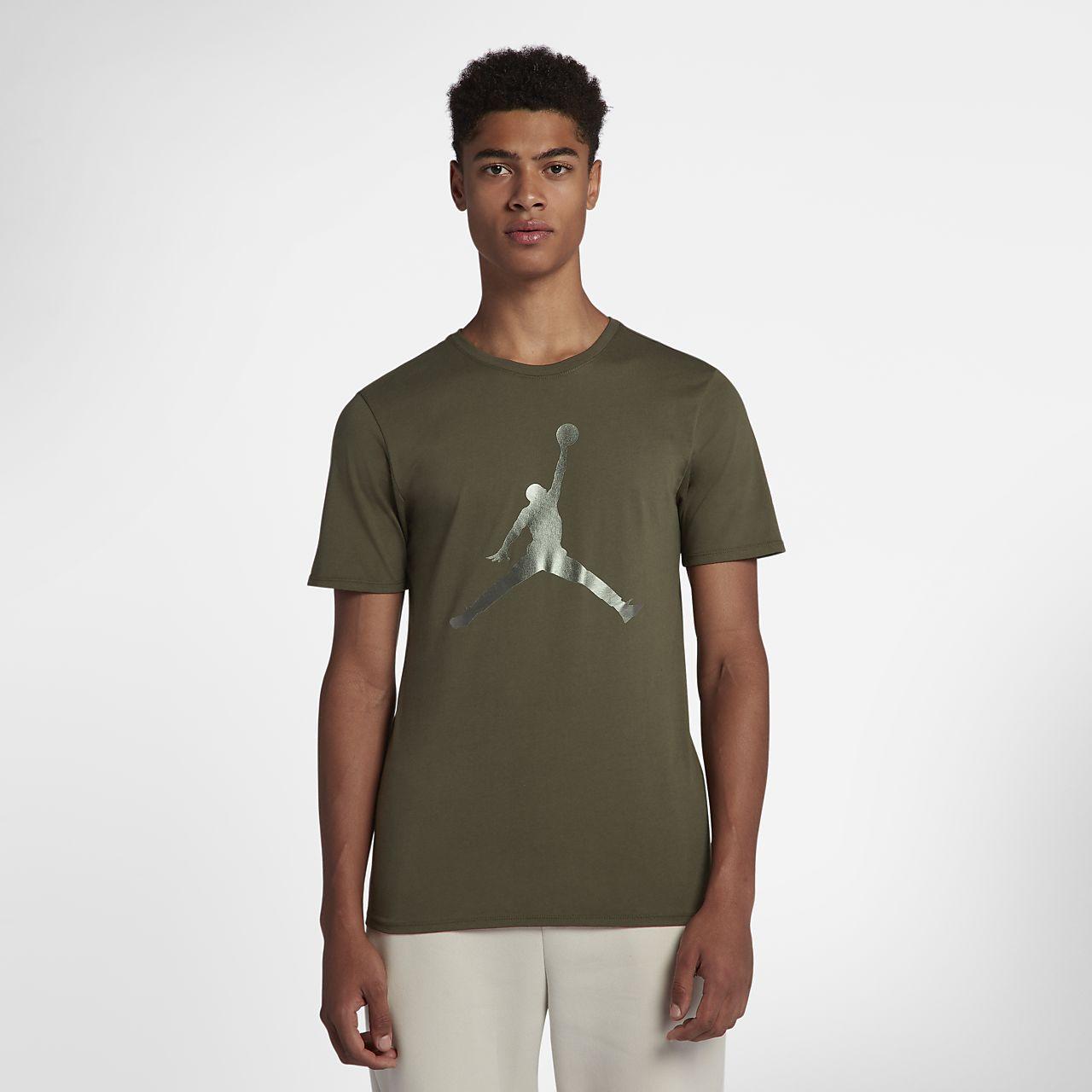 a7bc24ccd3 Jordan Sportswear Iconic Jumpman Camiseta - Hombre. Nike.com ES
