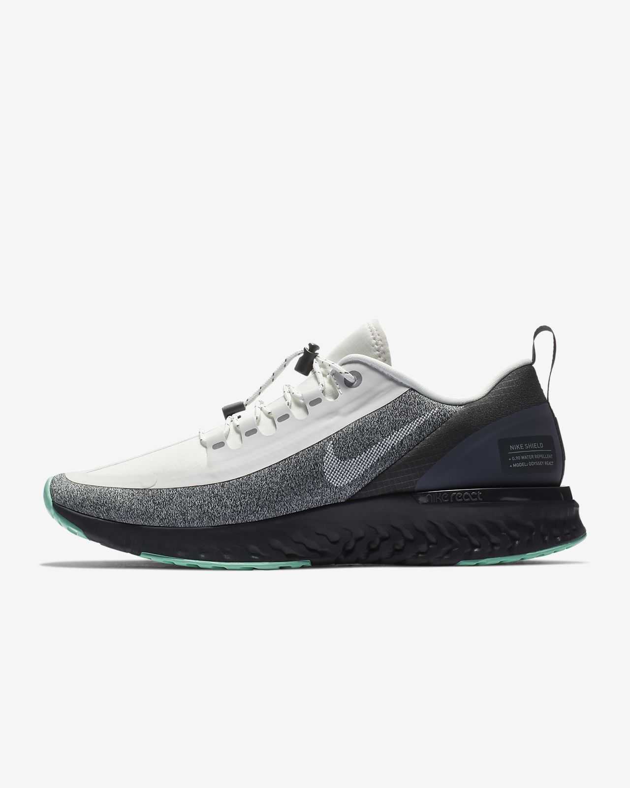 Shield Pour React Odyssey Repellent De Running Chaussure Nike Femme Water wXHFFf