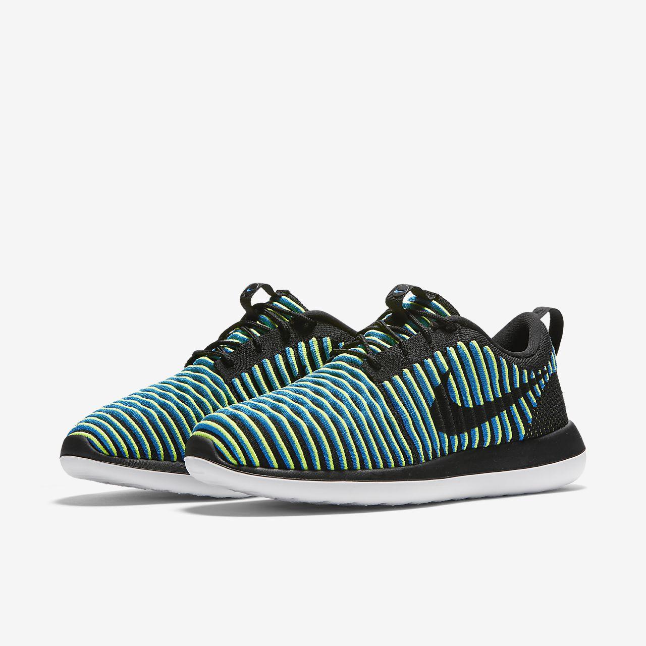Nike Roshe Flyknit Chaussure Femme $ 120 Cheesesteak