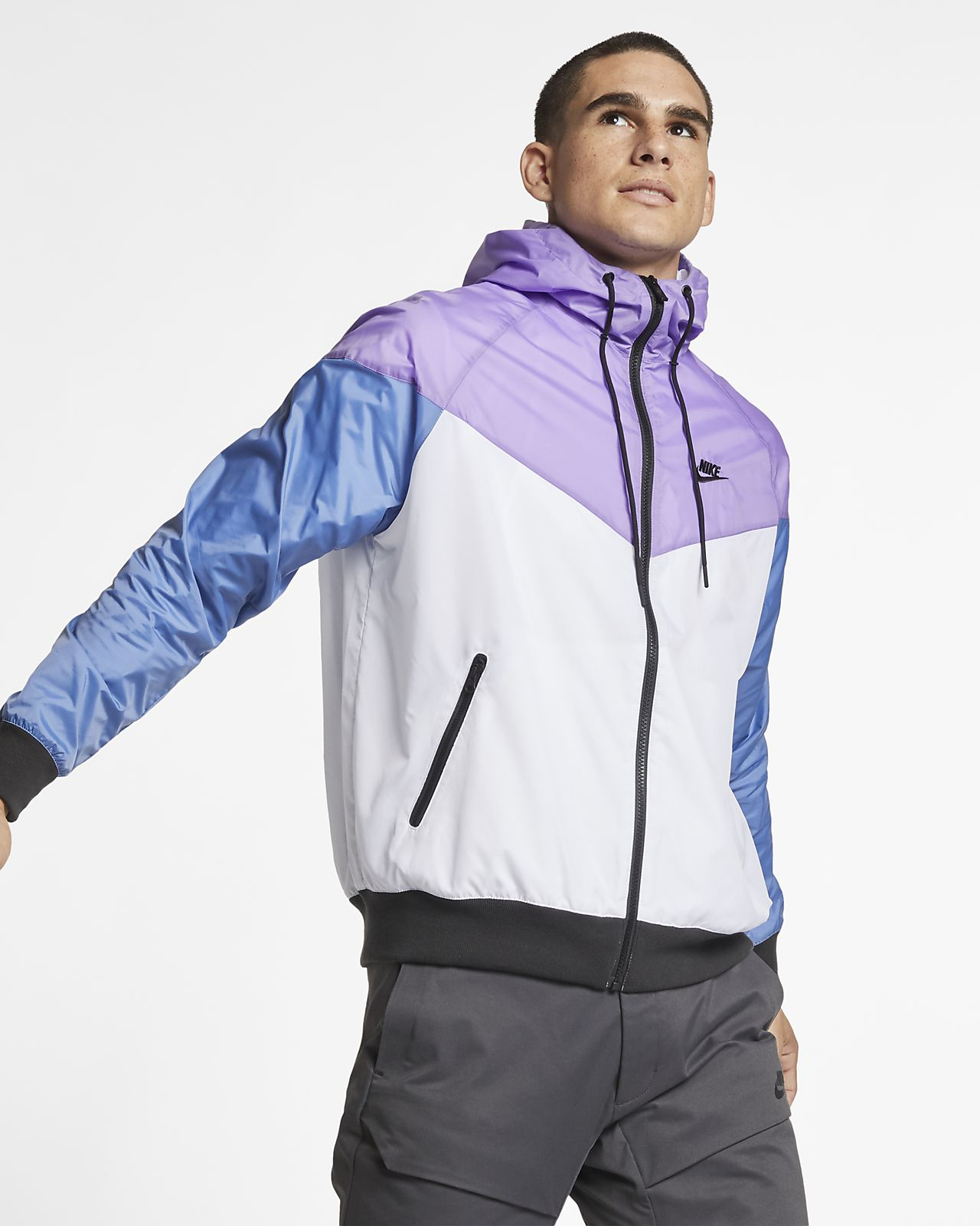 aed0d019ba8a Nike Sportswear Windrunner Men s Hooded Windbreaker. Nike.com