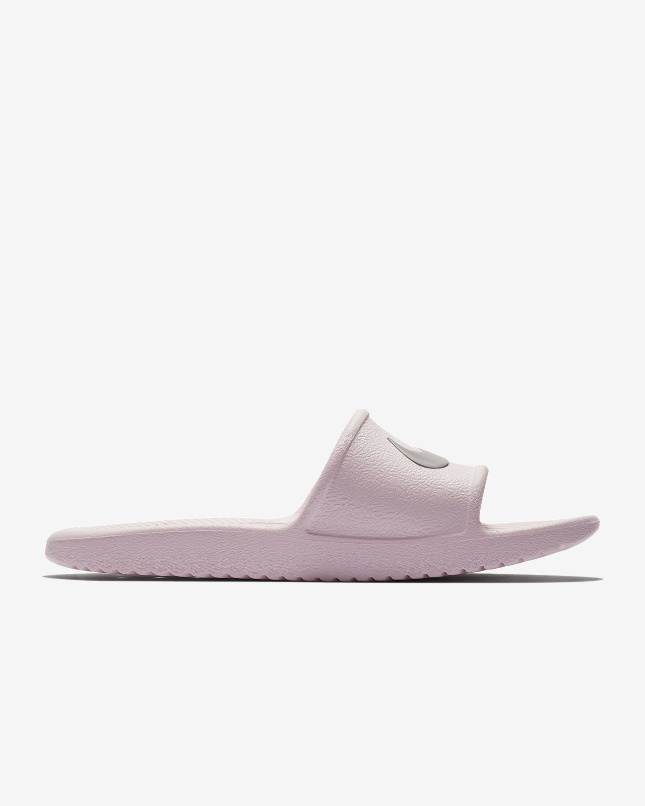 Chinelo Nike OffCourt Slide Feminino Rosê