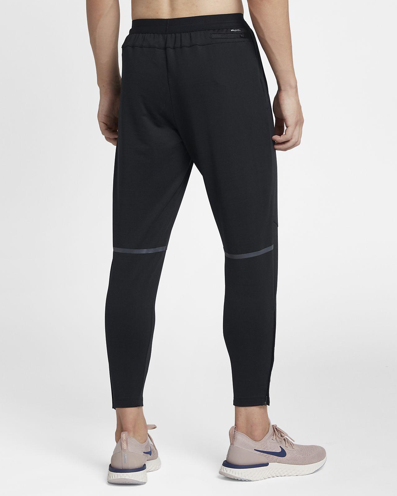 Ανδρικό παντελόνι για τρέξιμο Nike Shield Phenom
