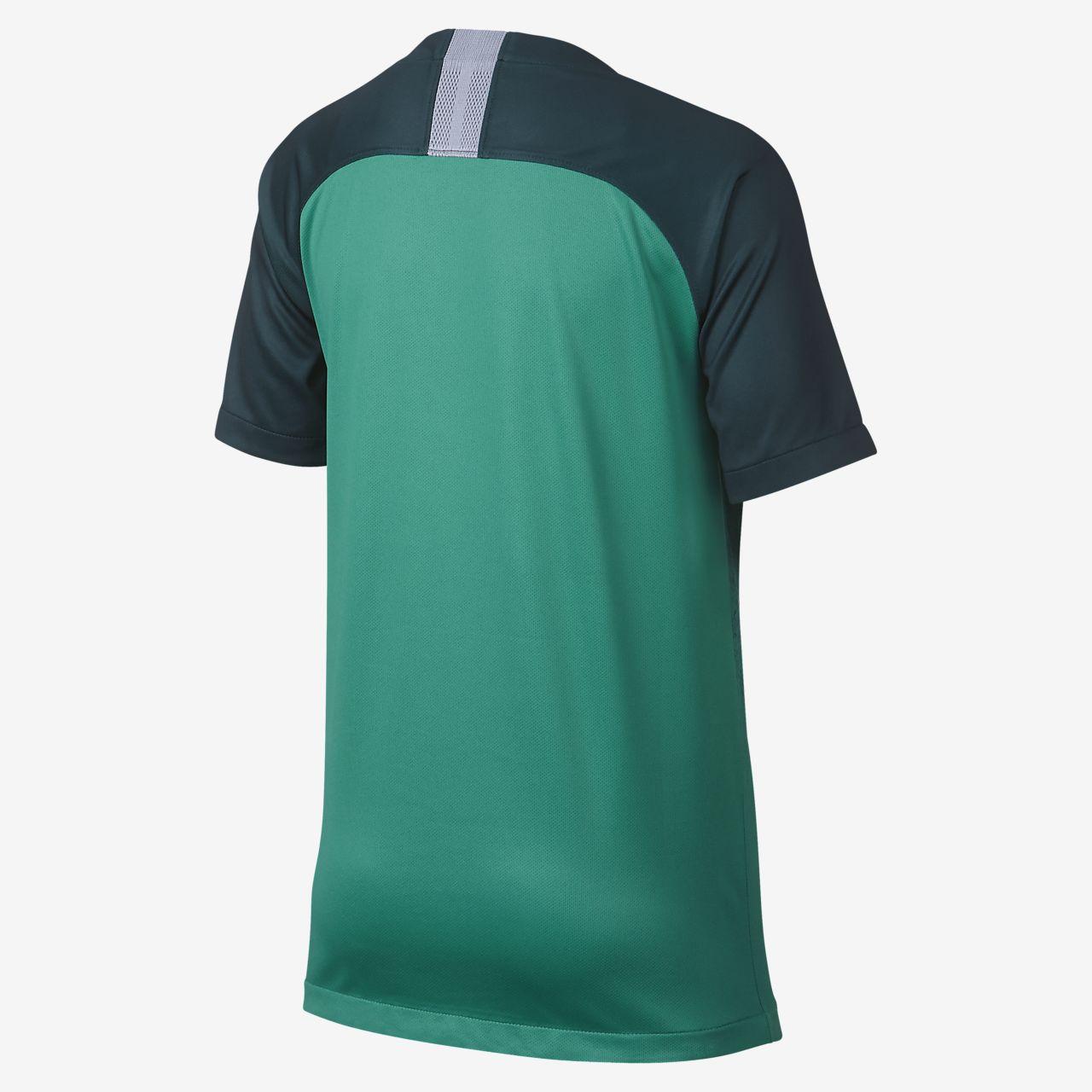 93fb5df006e2b ... Camiseta de fútbol para niños talla grande 2018 19 Tottenham Hotspur  Stadium Third
