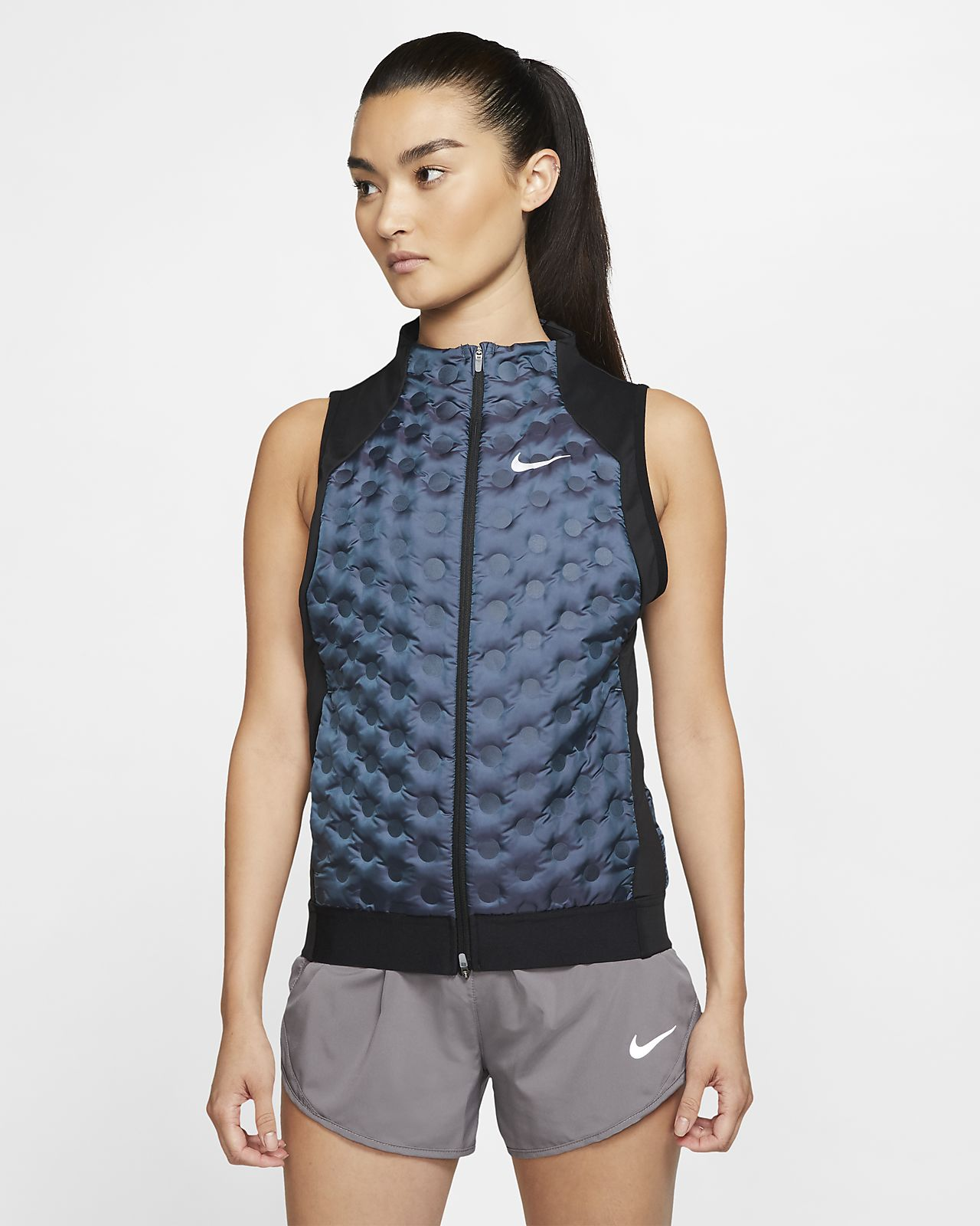 Nike AeroLoft 女子跑步马甲