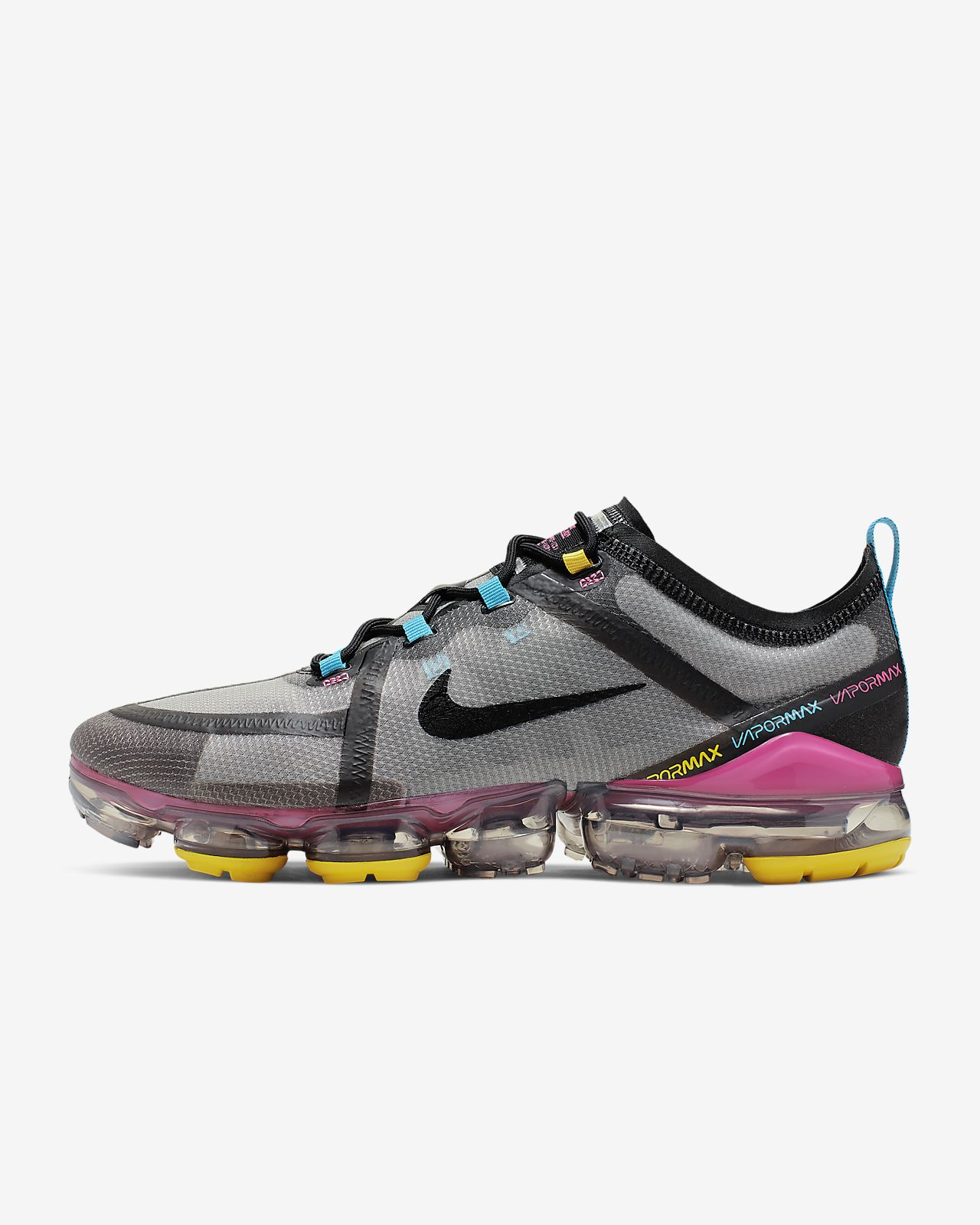 sale retailer 485a1 c0b88 ... Nike Air VaporMax 2019 Men s Shoe