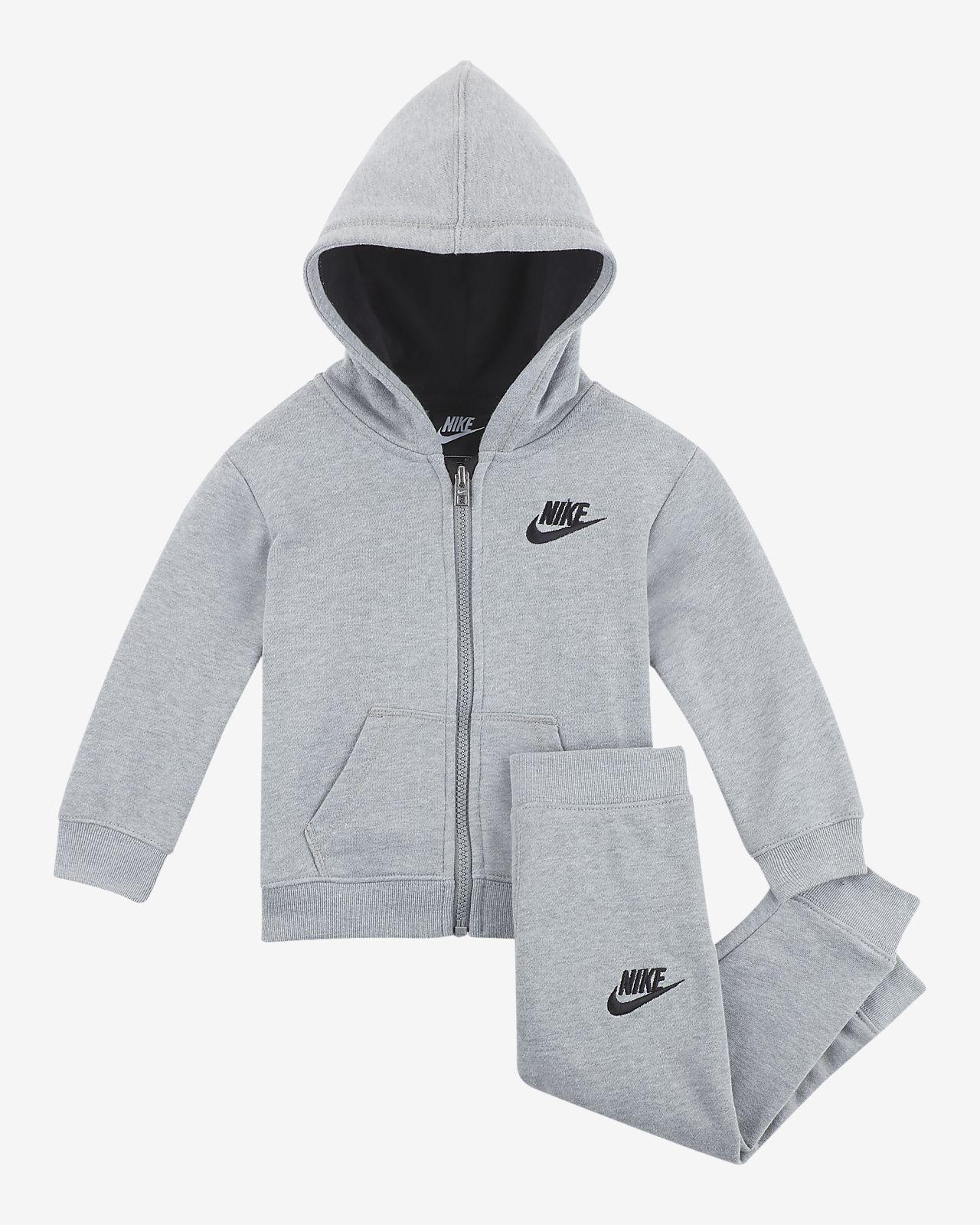 Completo felpa con cappuccio e pantaloni jogger Nike Neonati (12 24 mesi). Nike IT