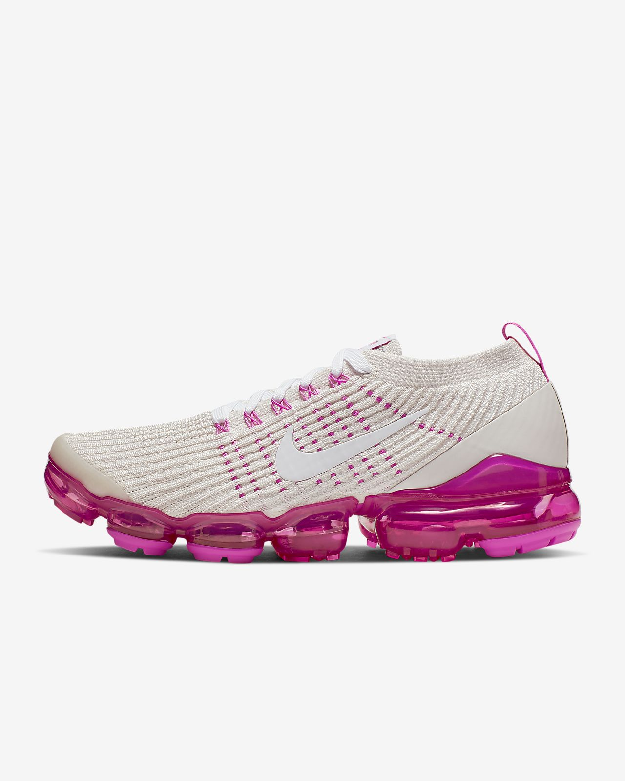 purchase cheap 8b593 92428 ... Chaussure Nike Air VaporMax Flyknit 3 pour Femme