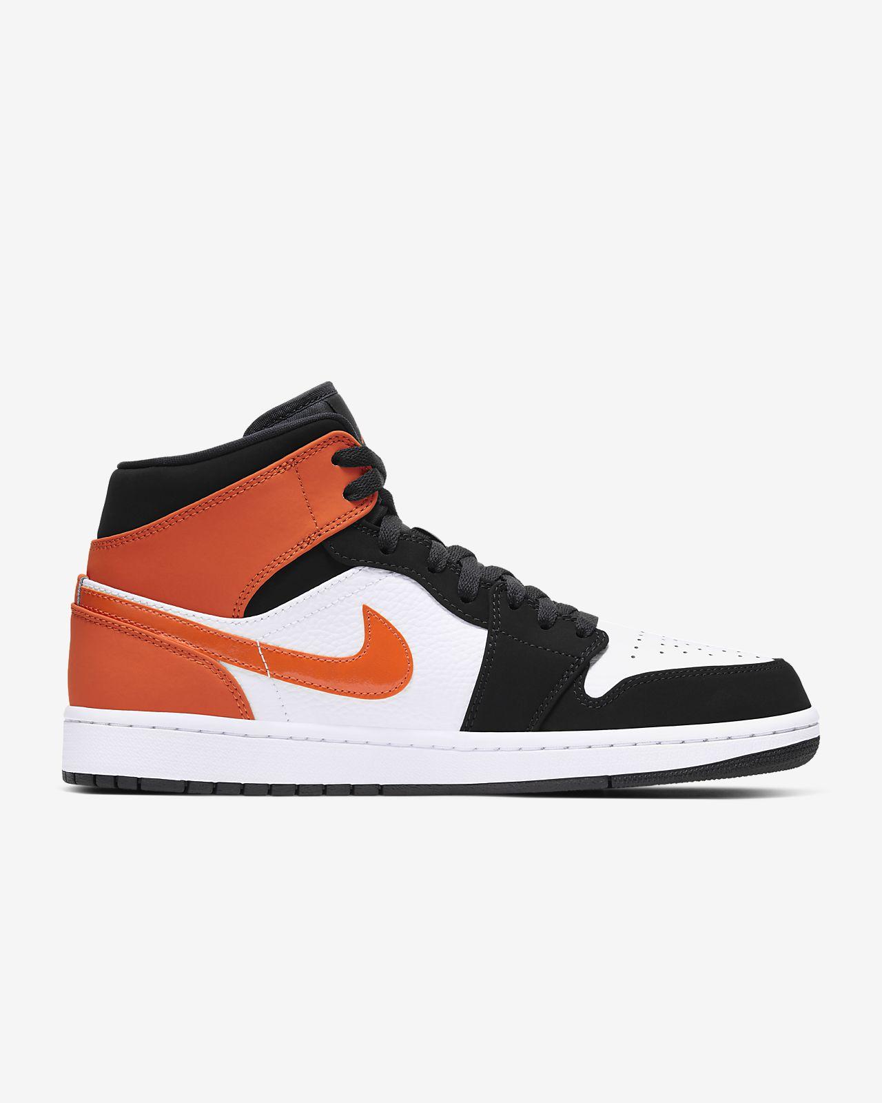 online here retail prices new design Air Jordan 1 Mid Shoe