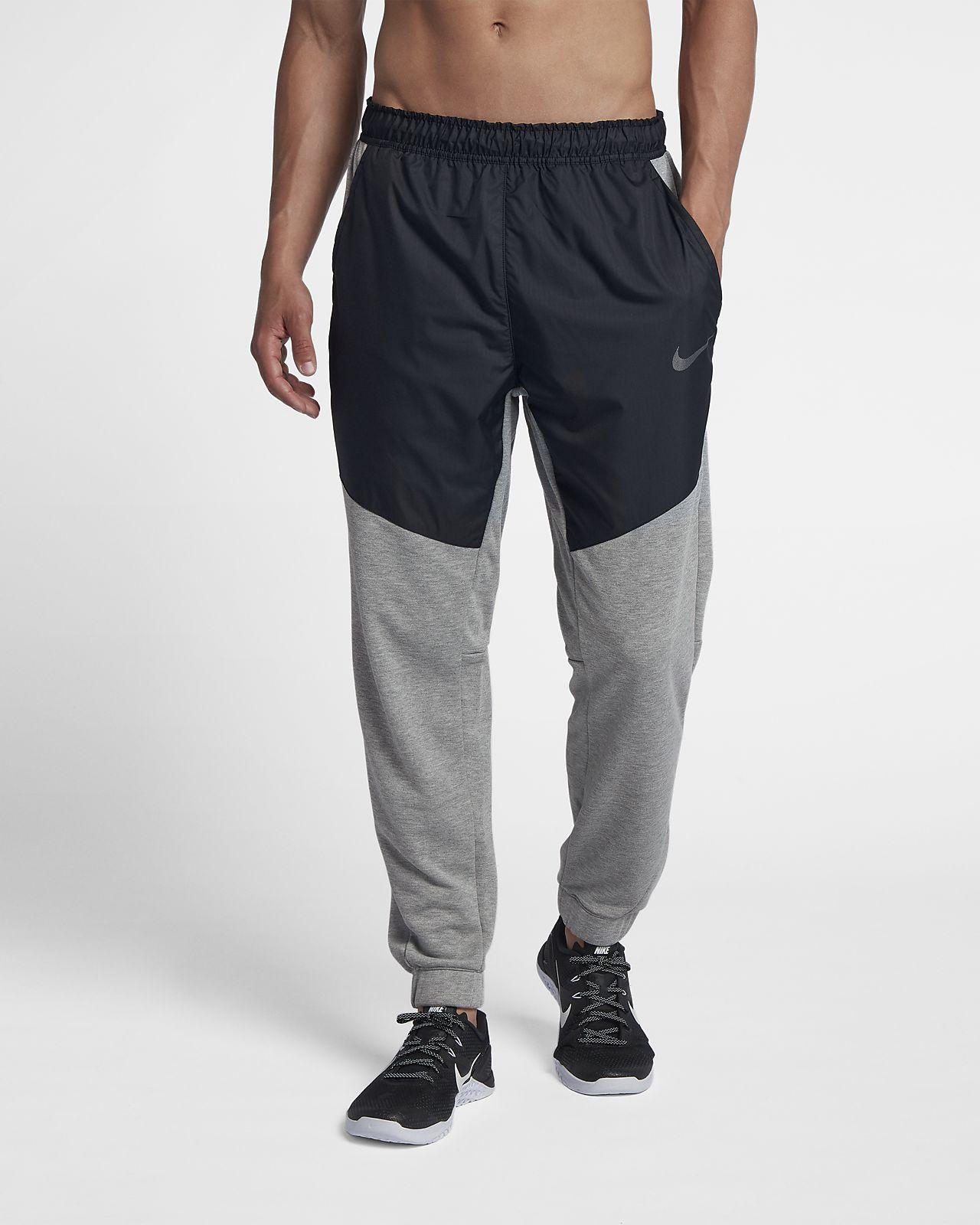 5fed5ade ... Мужские функциональные флисовые брюки для тренинга Nike Dri-FIT