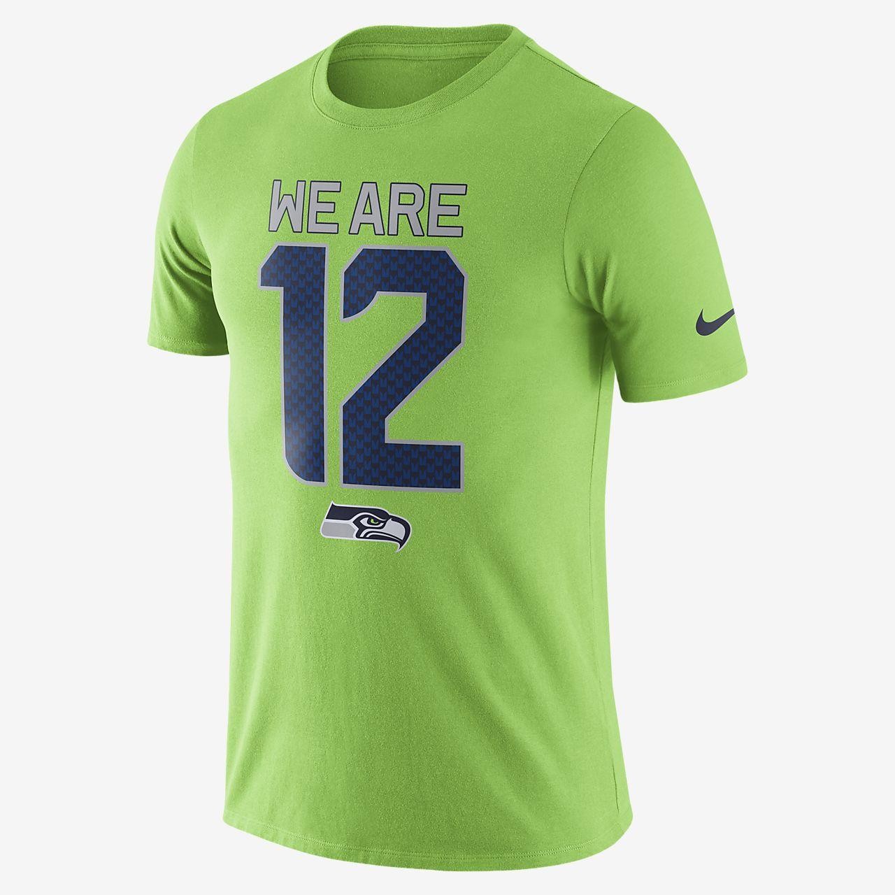 Nike Dri-FIT (NFL Seahawks) Big Kids' T-Shirt