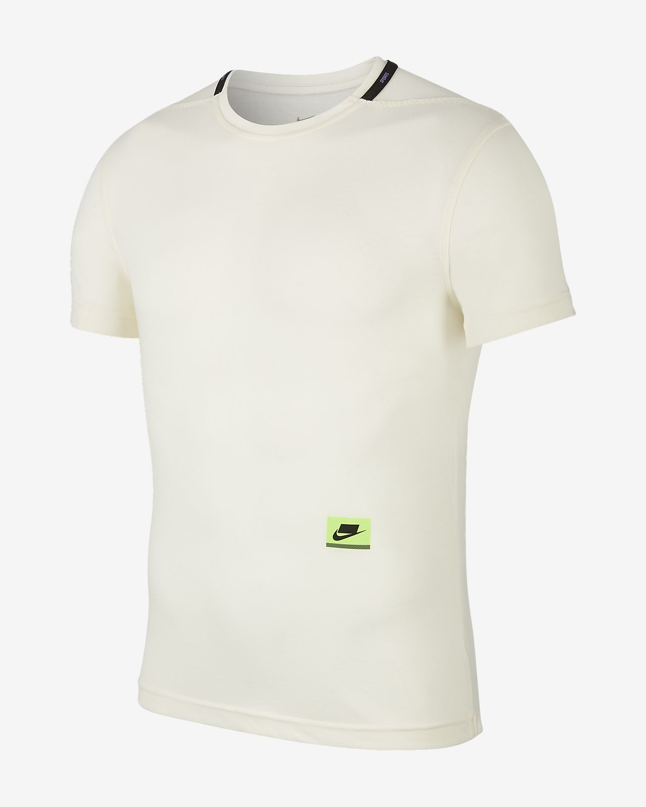Haut de training à manches courtes Nike Dri-FIT pour Homme